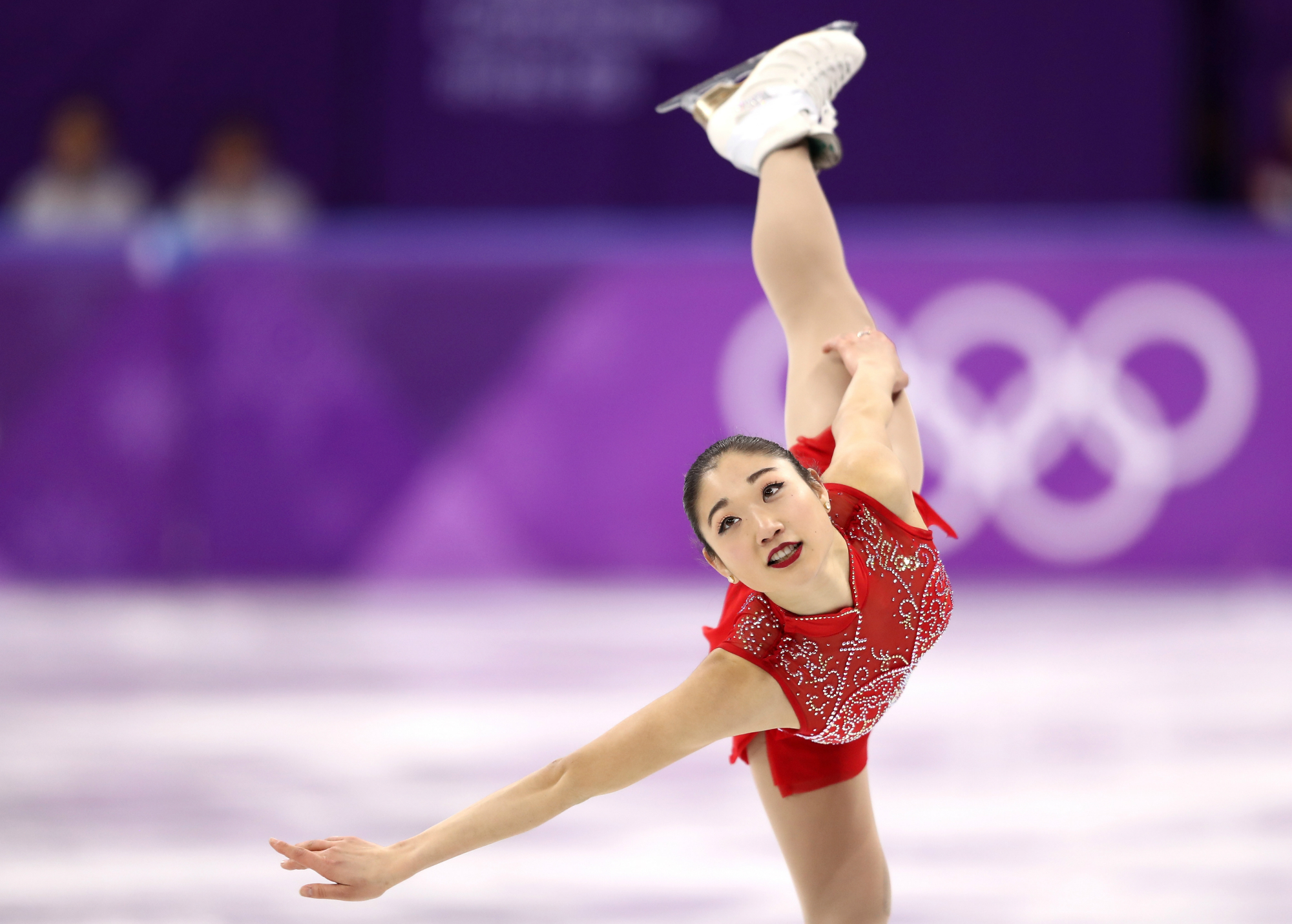 Mirai Nagasu Wants to Break Into the TV World After Her Olympic Figure Skating Performance