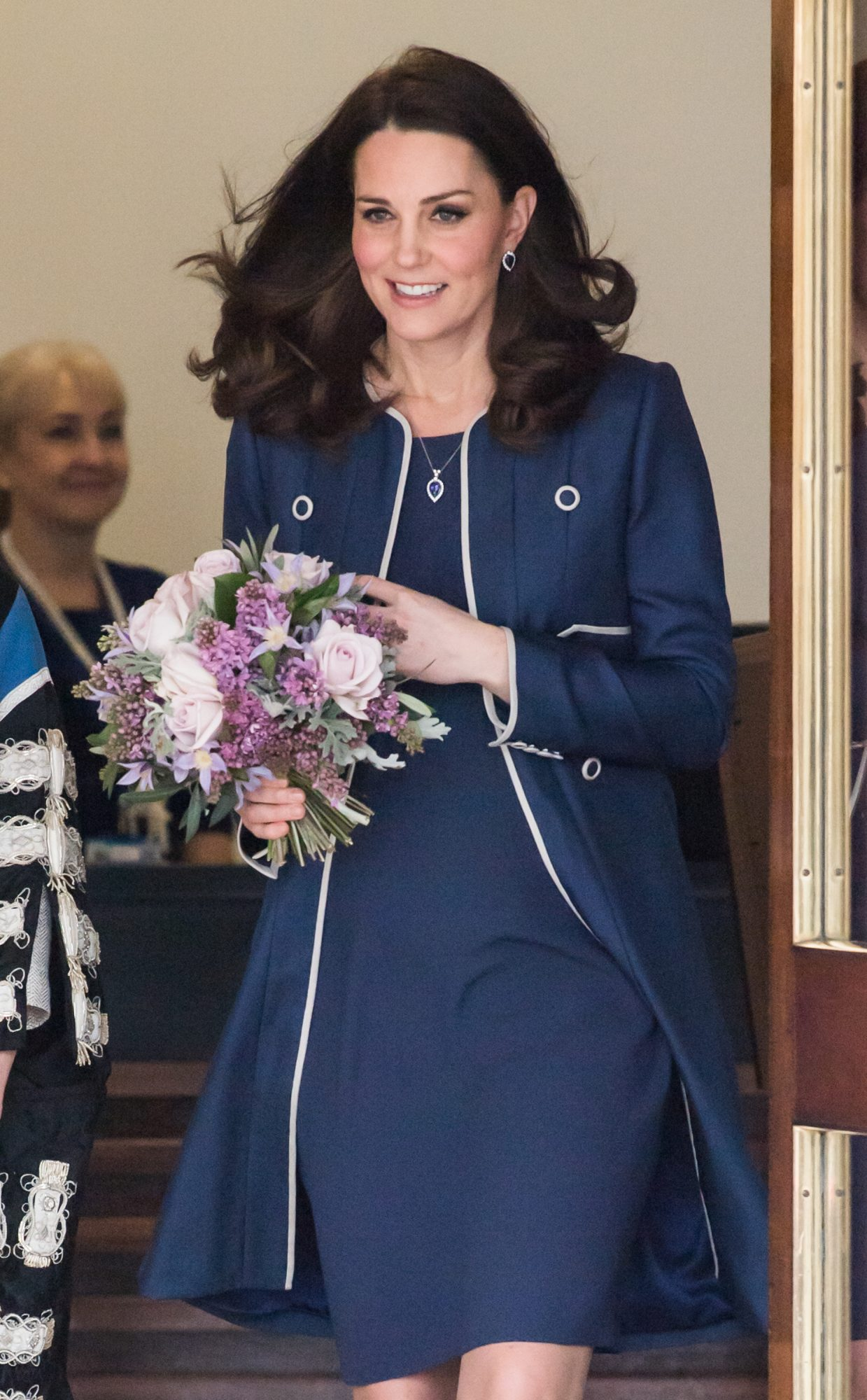 Kate Middleton Spent the Day with Gynecologists, in a Battle Against Stigma