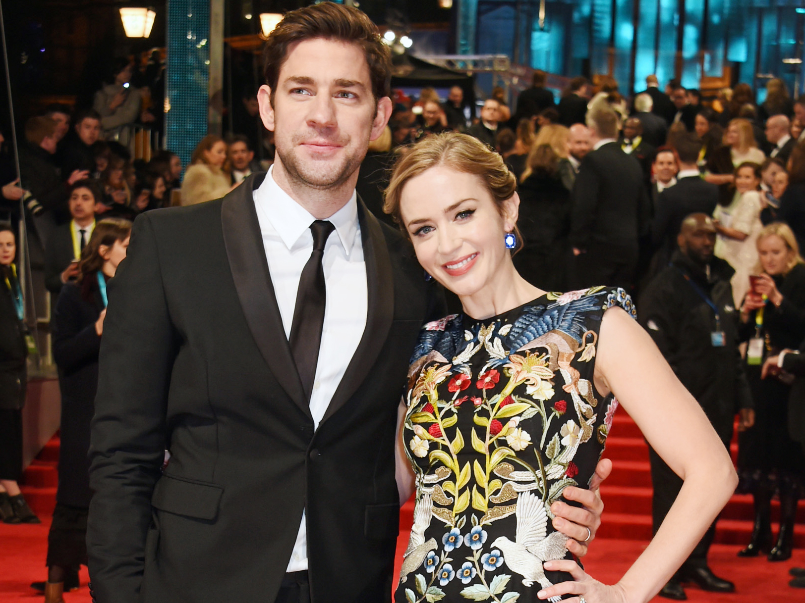 This Is What Saved Emily Blunt's Relationship with John Krasinski