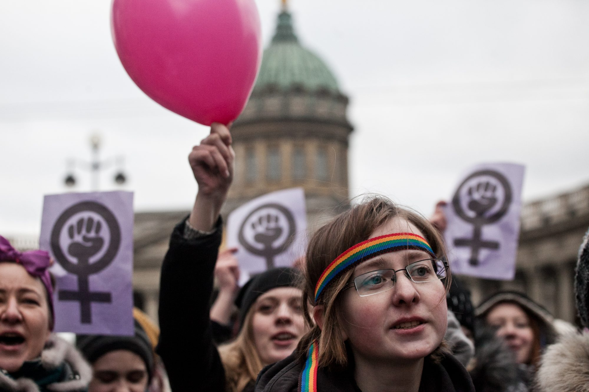 The Radical Reason Why March 8 Is International Women's Day
