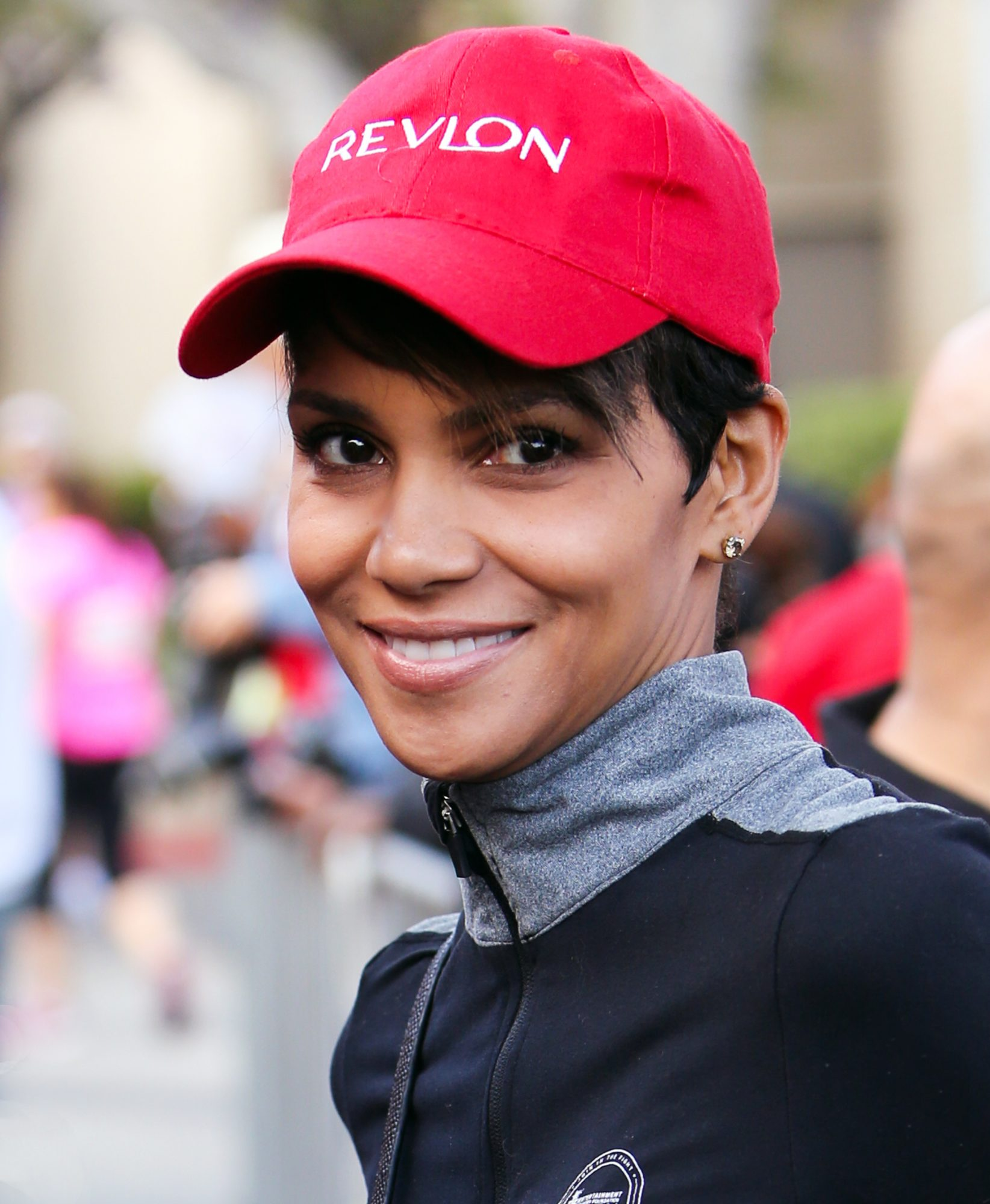 Halle Berry Swears by This Stretch After a Tough Workout