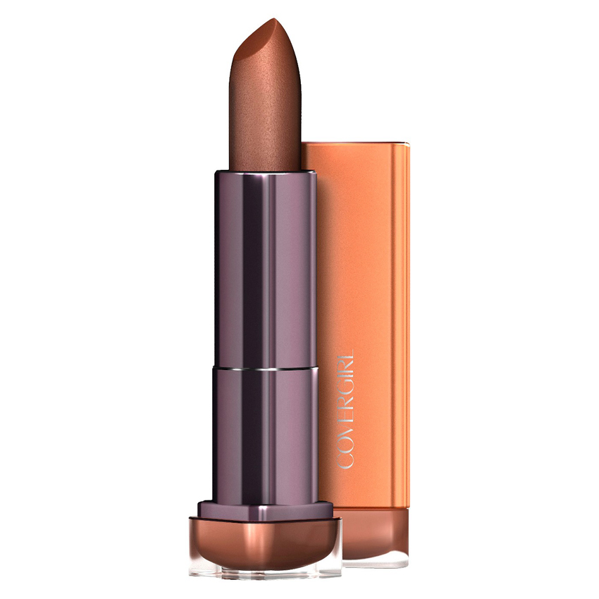 <p>COVERGIRL Colorlicious Lipstick in Coffee Crave</p>