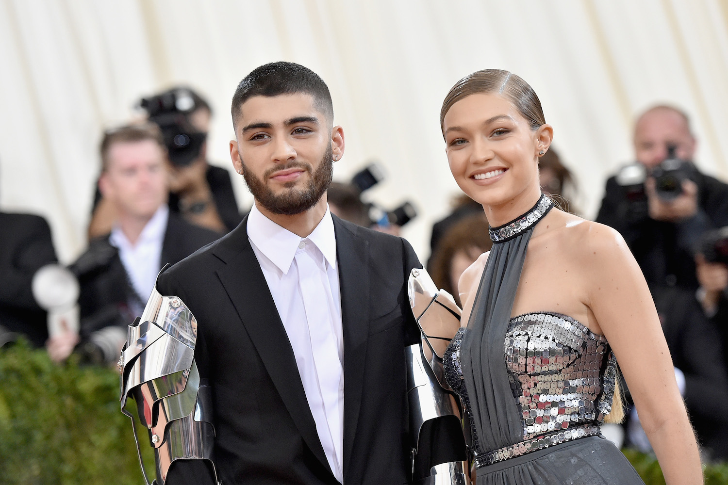 Here's What We Know About Gigi Hadid and Zayn Malik's Net