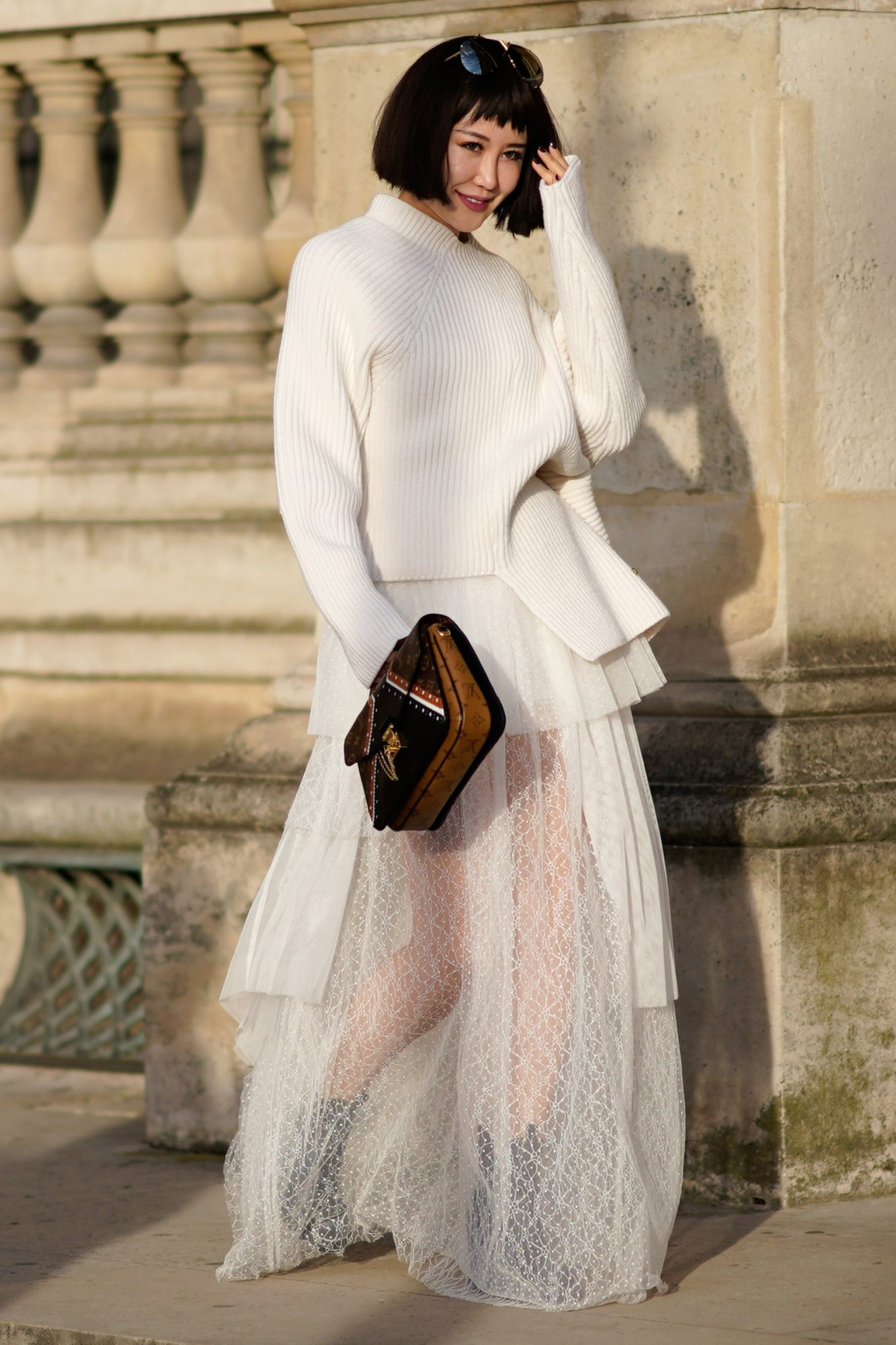<p>Don't Wear White After Labor Day</p>