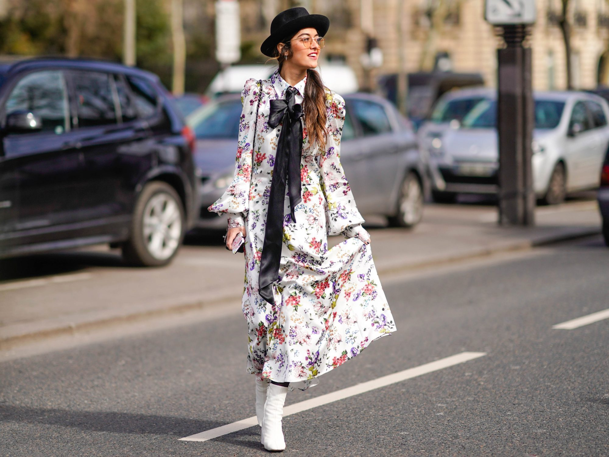 <p>Florals Are For Spring</p>