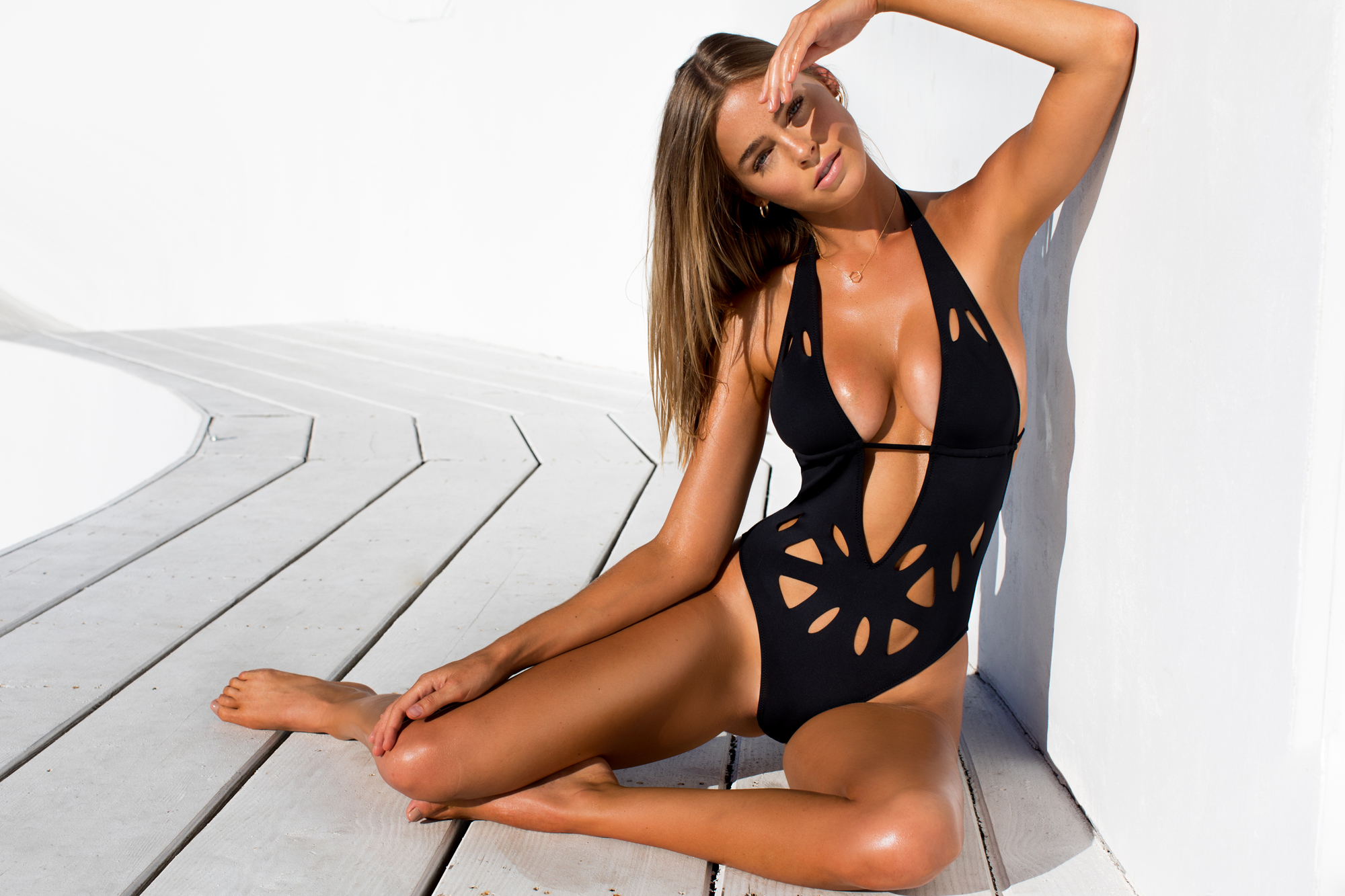 db9e8773f04 The Sexy Swimwear Line For Wakeboarding | InStyle.com