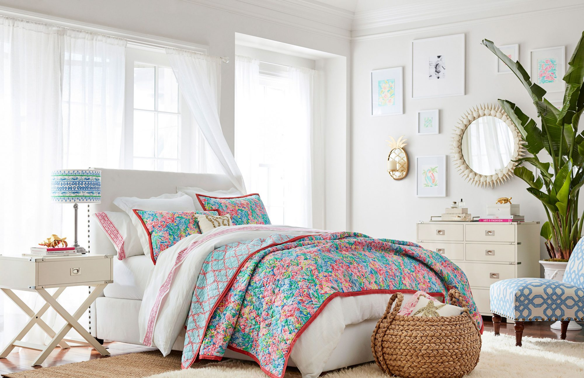 Pottery Barn x Lilly Pulitzer - Lead