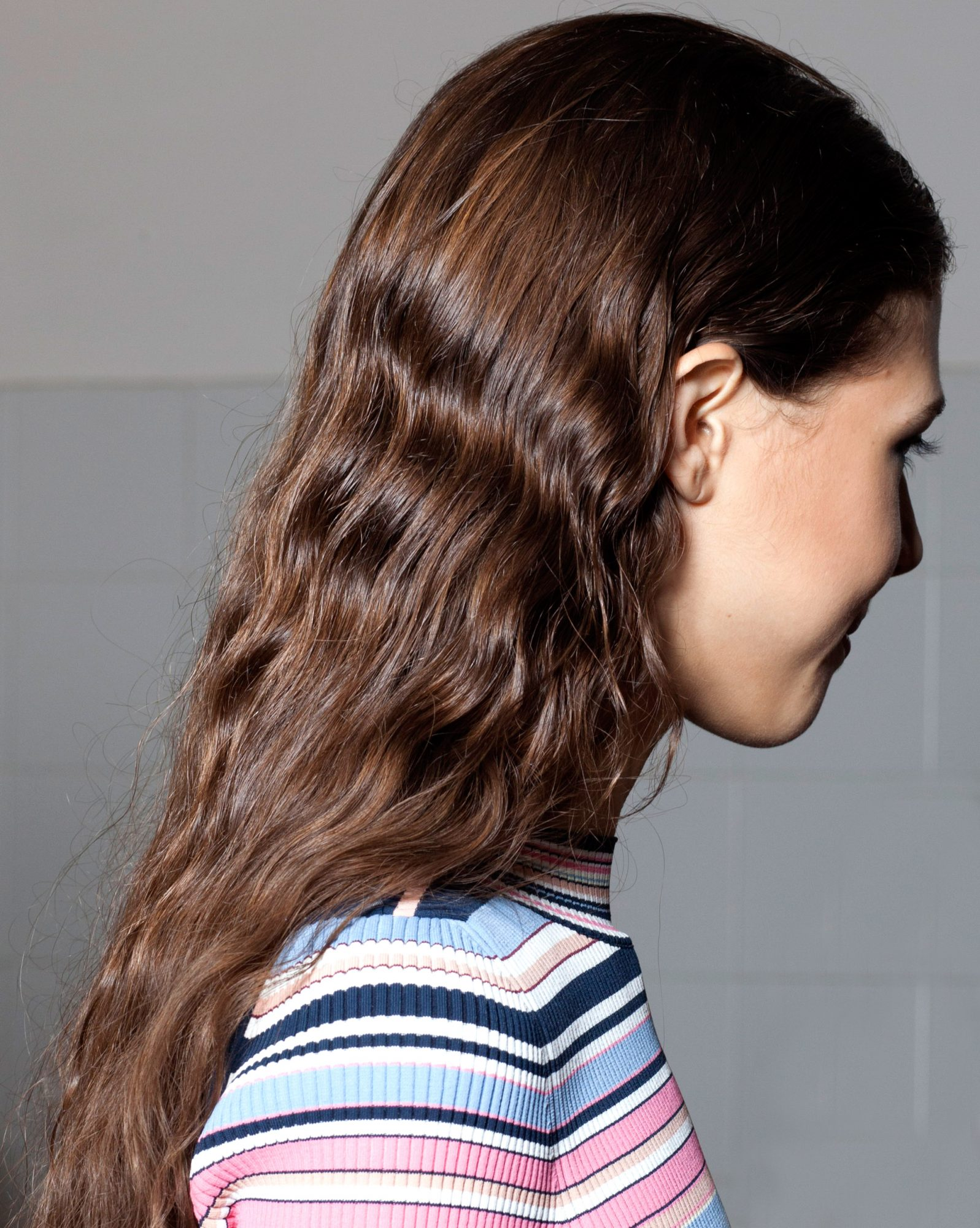 Blue Shampoo for Brown Hair - How to Get Rid of Brassiness | InStyle.com