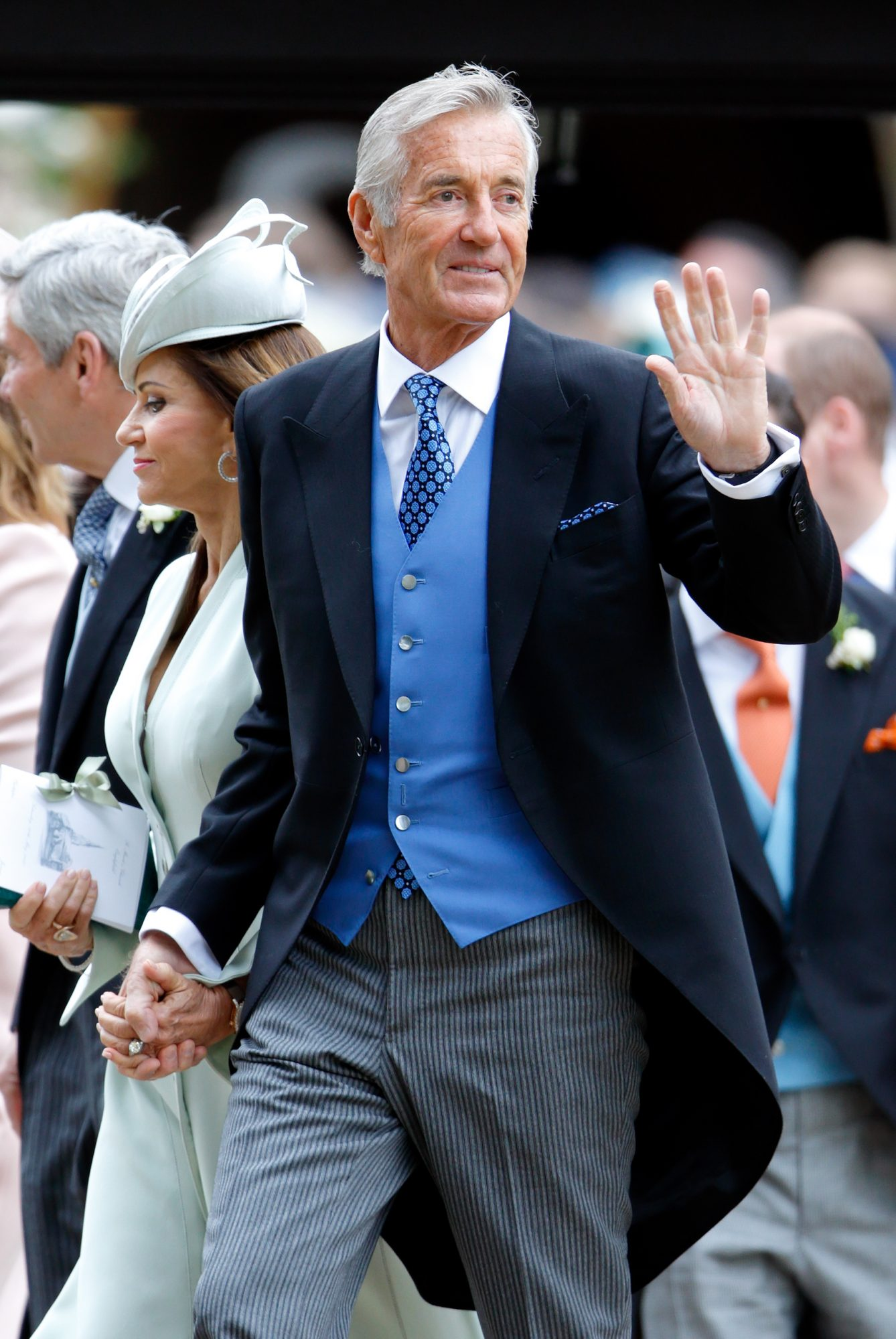Pippa Middleton's Father-in-Law Arrested for Allegedly Raping a Minor