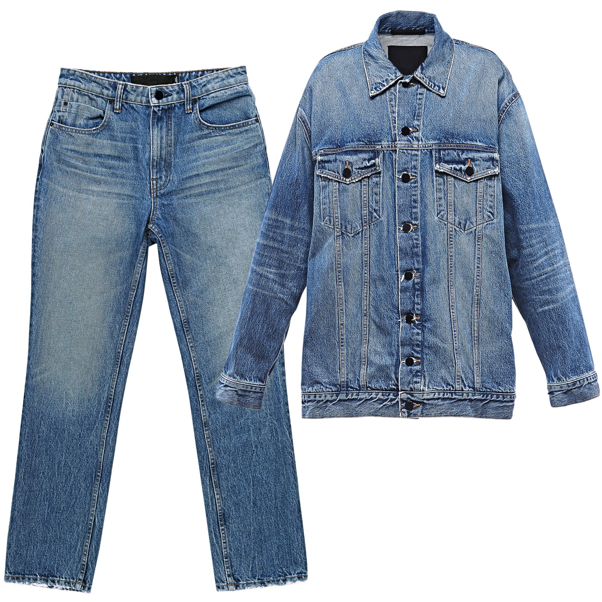 <p><strong>Denim obsessions</strong></p>