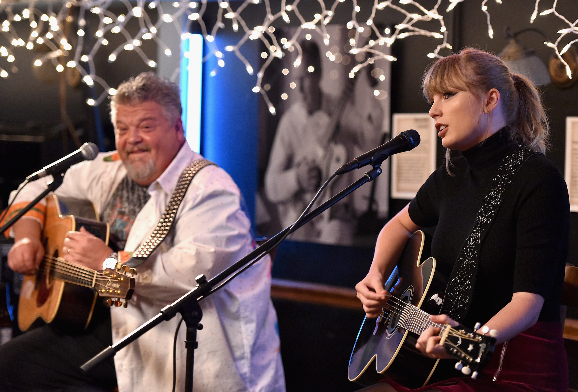 Taylor Swift Gives Surprise Performance and Does Shots Onstage in Nashville