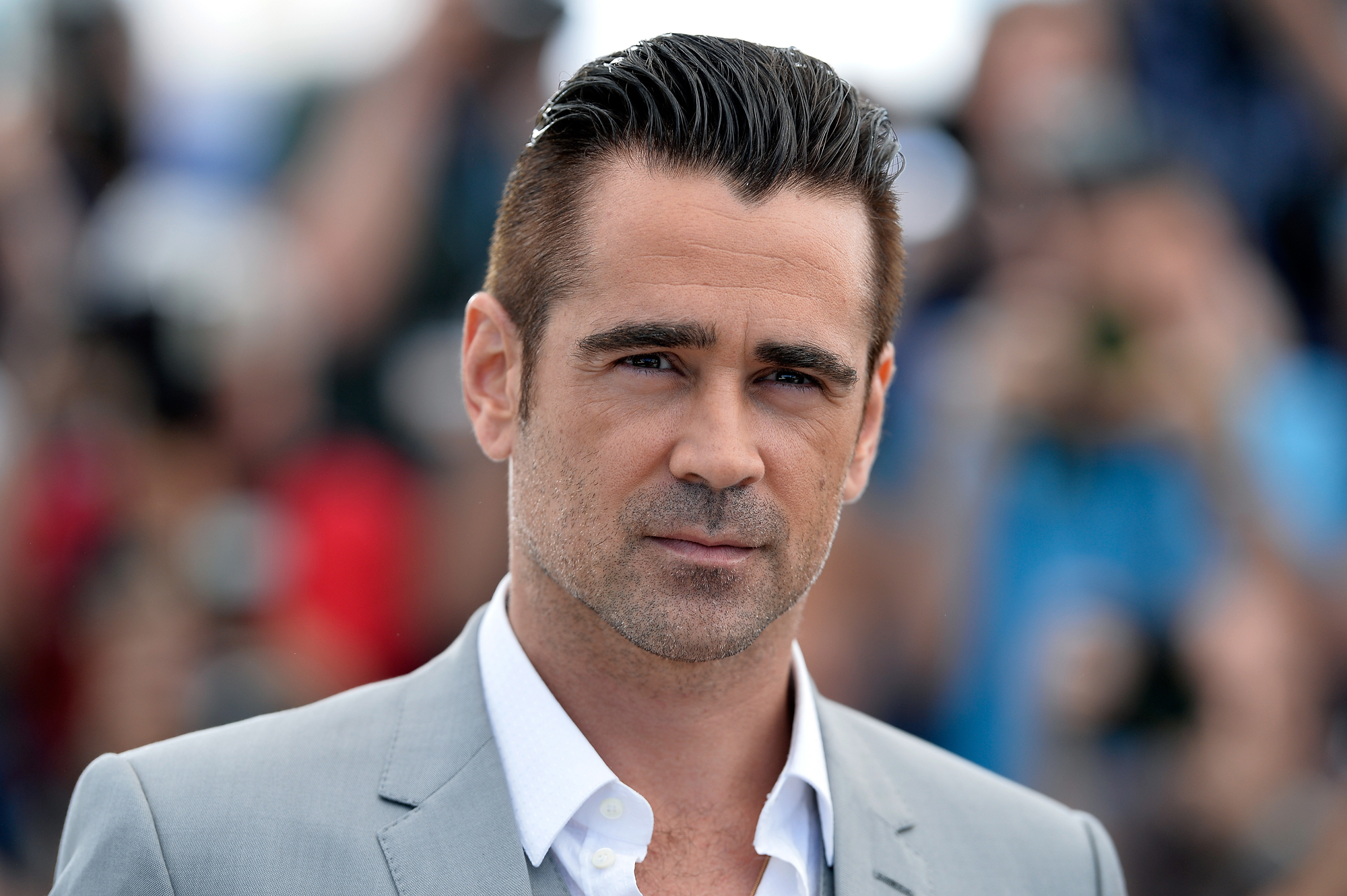 Colin Farrell Just Checked Himself Into Rehab