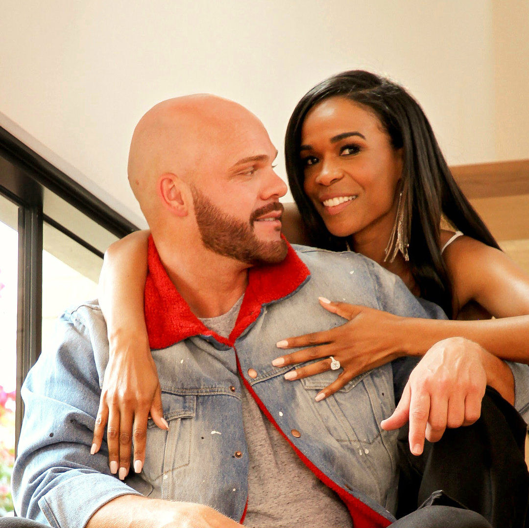 <p>Michelle Williams Chad Johnson Engaged - Lead</p>