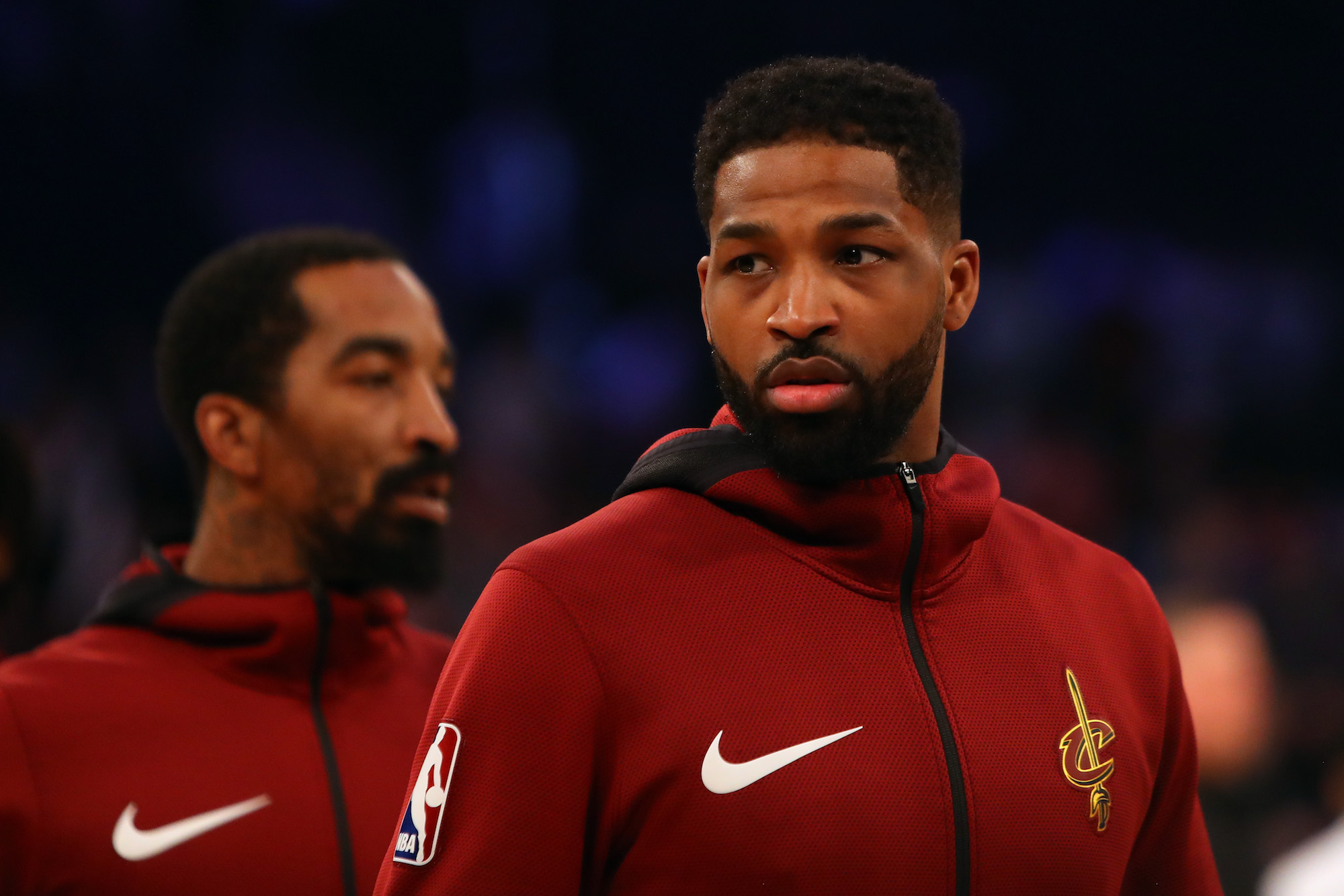 Tristan Thompson Is Benched in NBA Playoff Game Amid Cheating Scandal