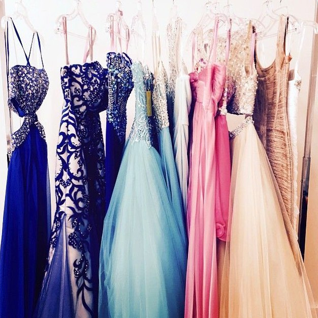 The Best Places To Rent Your Prom Dress From Instylecom