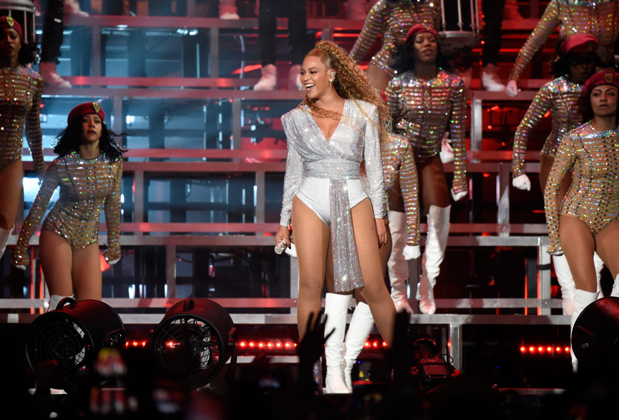 Beyonce `slays´ her second Coachella show
