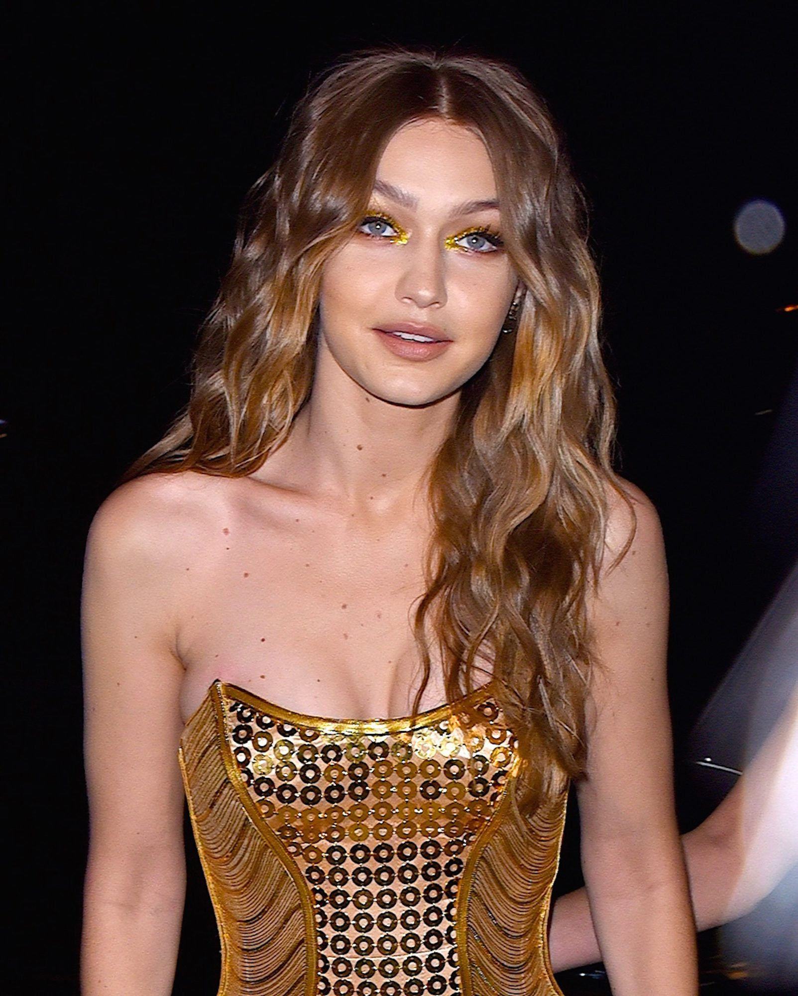 Gigi Hadid Birthday Dress