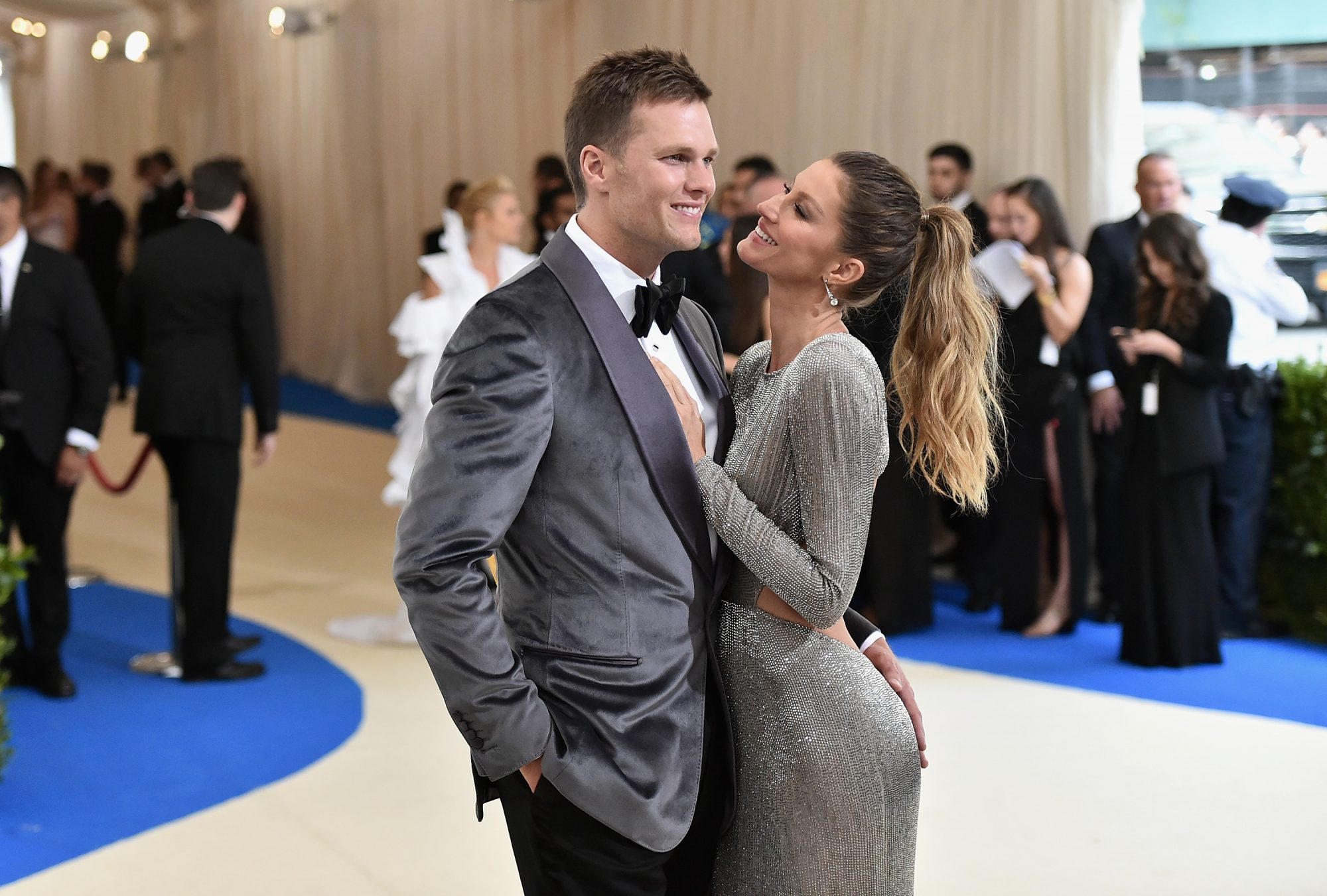 "Tom Brady Admits His Wife and Kids Are ""Getting the Short End of the Stick"""