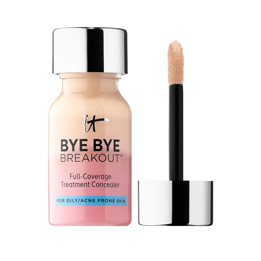 <p>It Cosmetics Bye Bye Breakout Full-Coverage Concealer </p>
