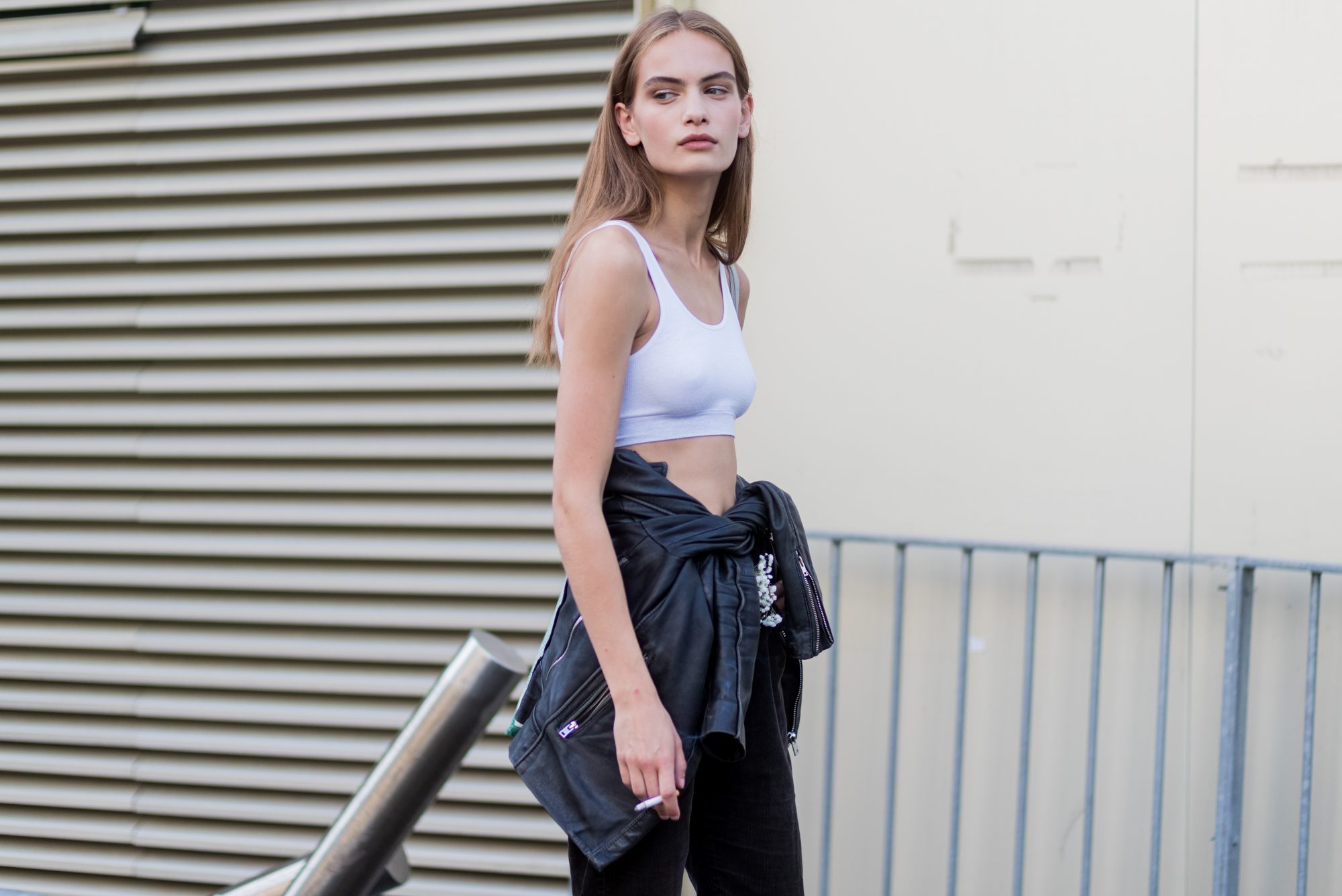 The One Mistake You're Making With Your Sports Bra