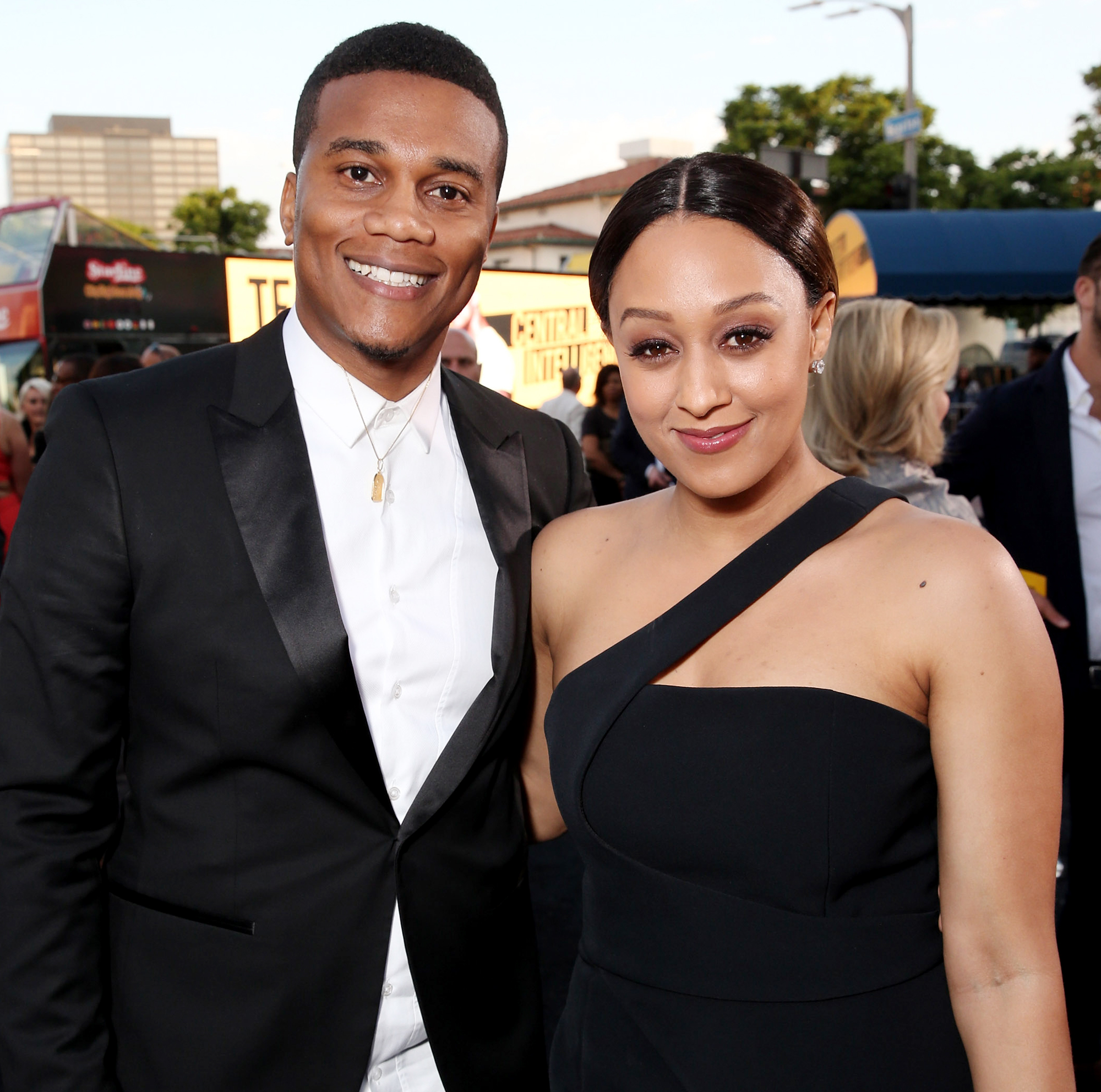 Tia Mowry-Hardrict and Cory Hardrict Welcome a Daughter!