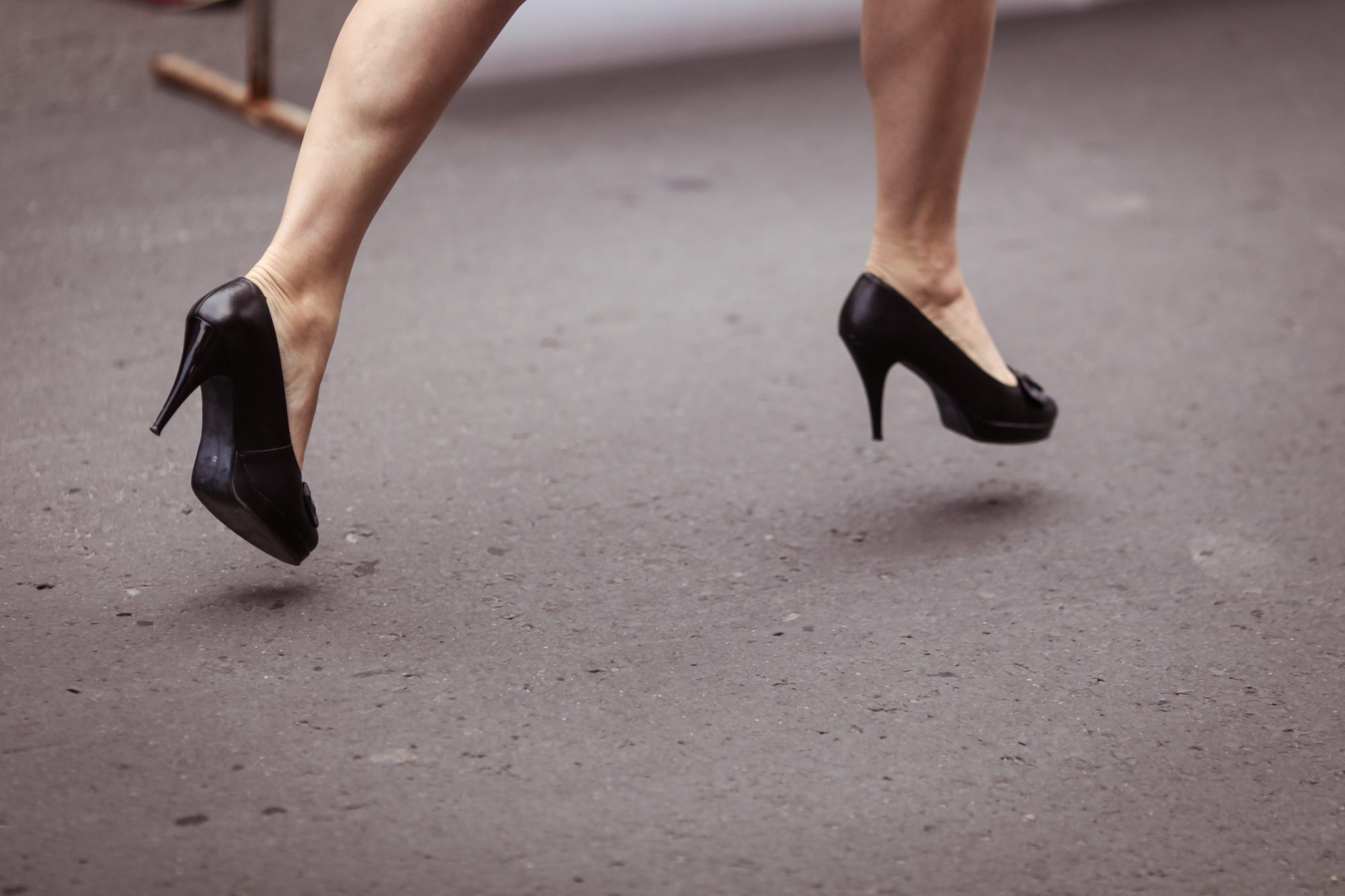 These Heels Use Technology To Be More Comfortable Than Sneakers