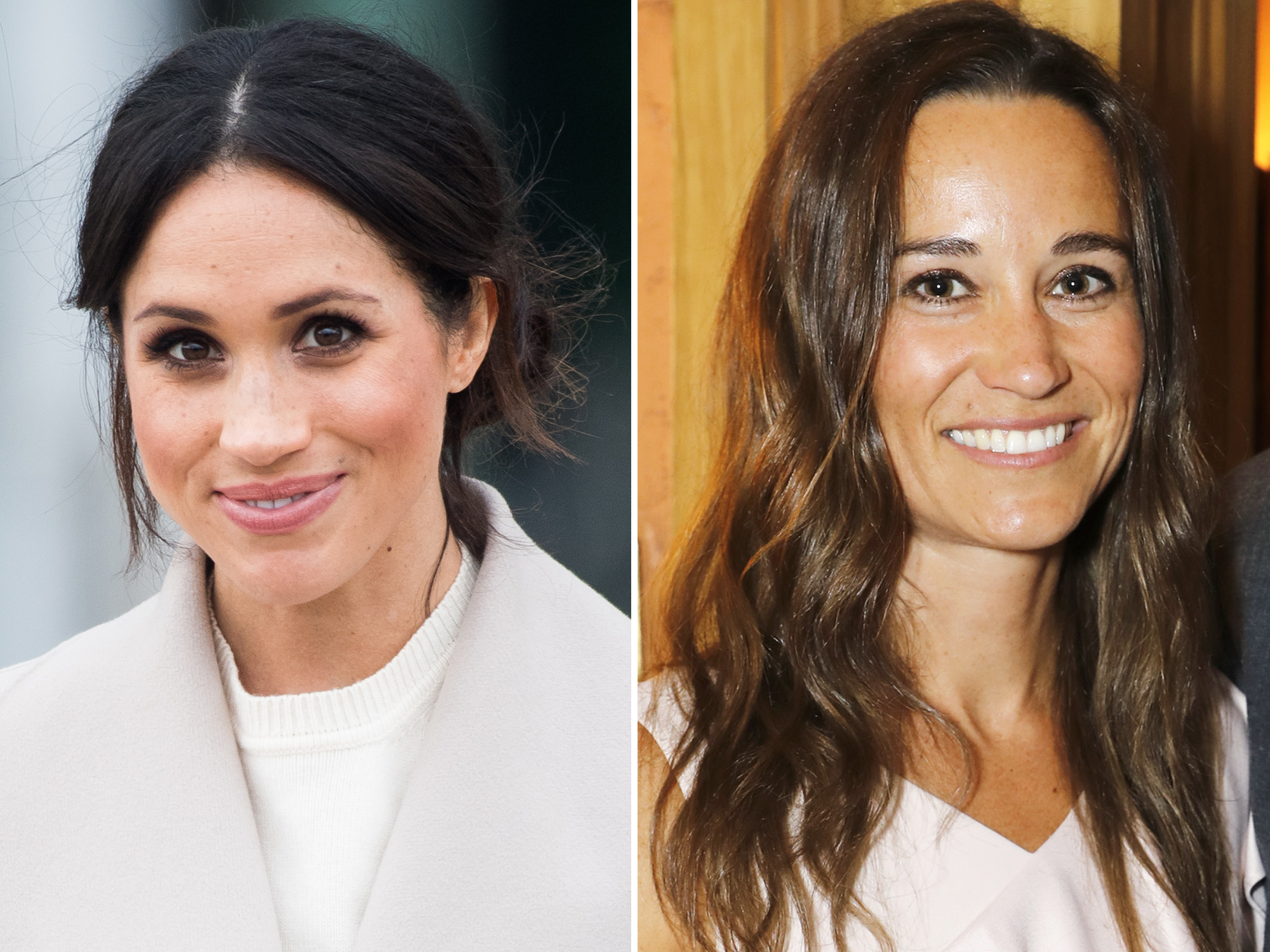 Meghan Markle - Pippa - Embed