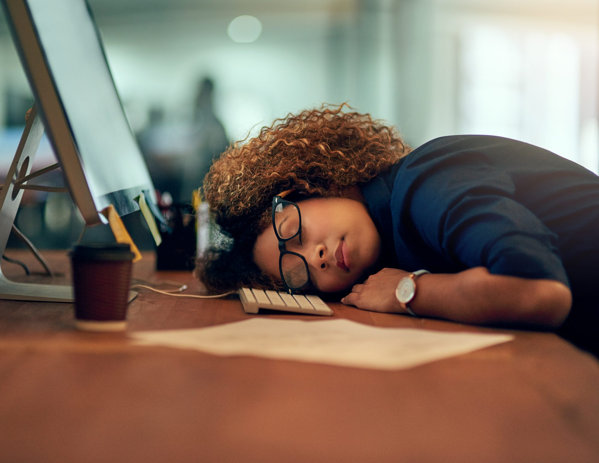 This Is What Happens to Your Body When You Don't Get Enough Sleep