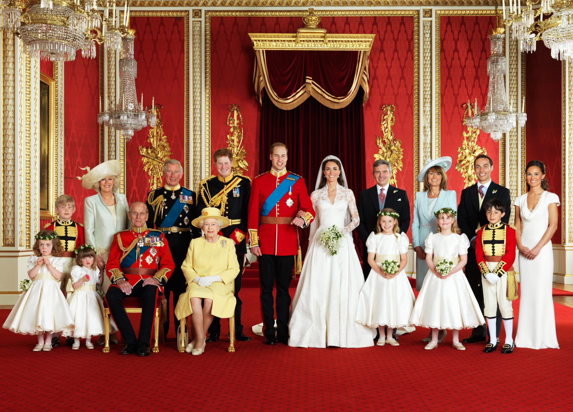 All the Members of the British Royal Family, Ranked by Net Worth