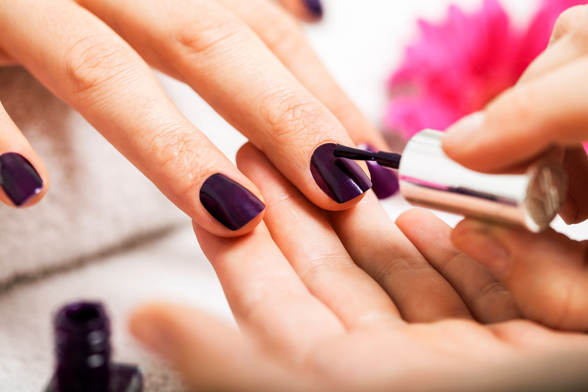 Don't Do This When Removing a Gel Manicure at Home