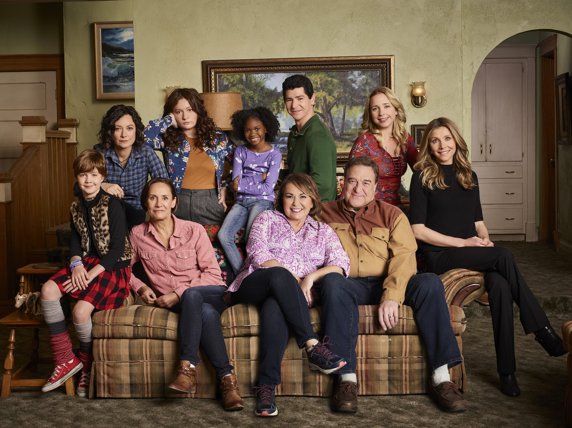 Roseanne spinoff lead