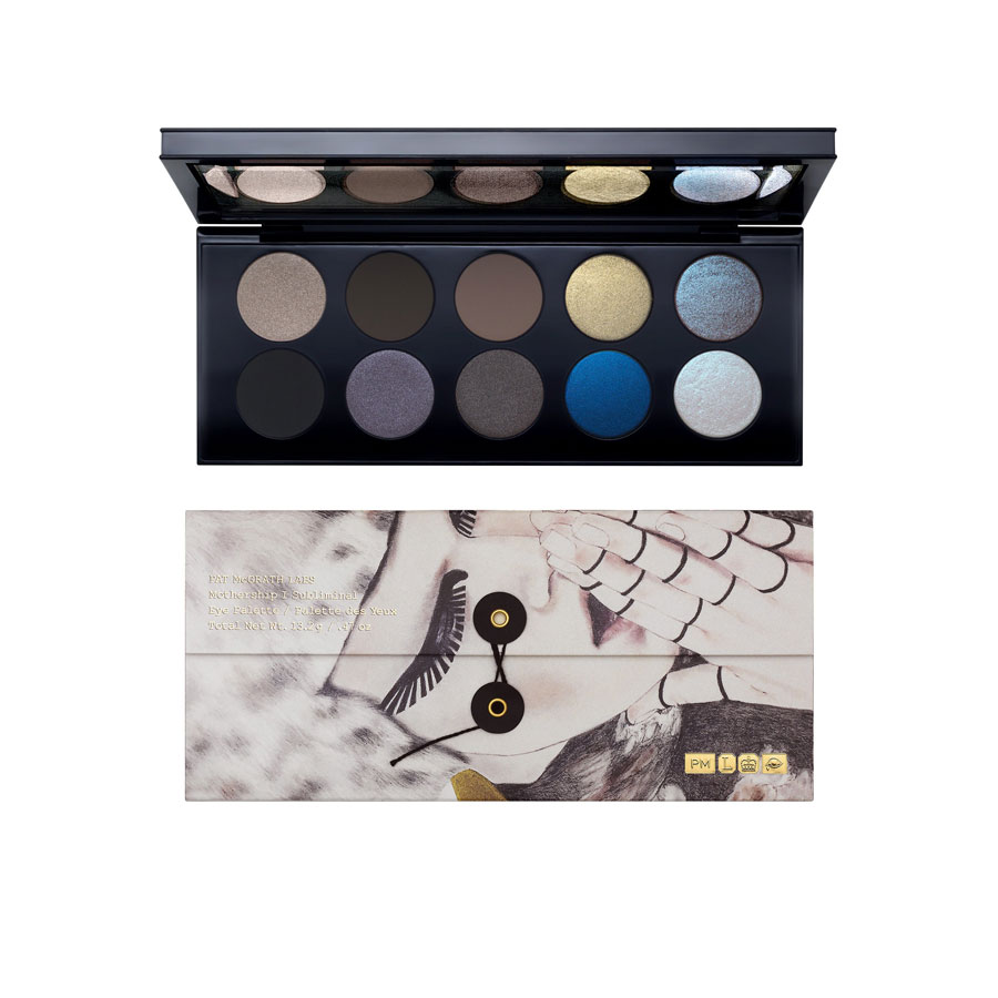 Pat McGrath Labs Mothership I: Subliminal Palette