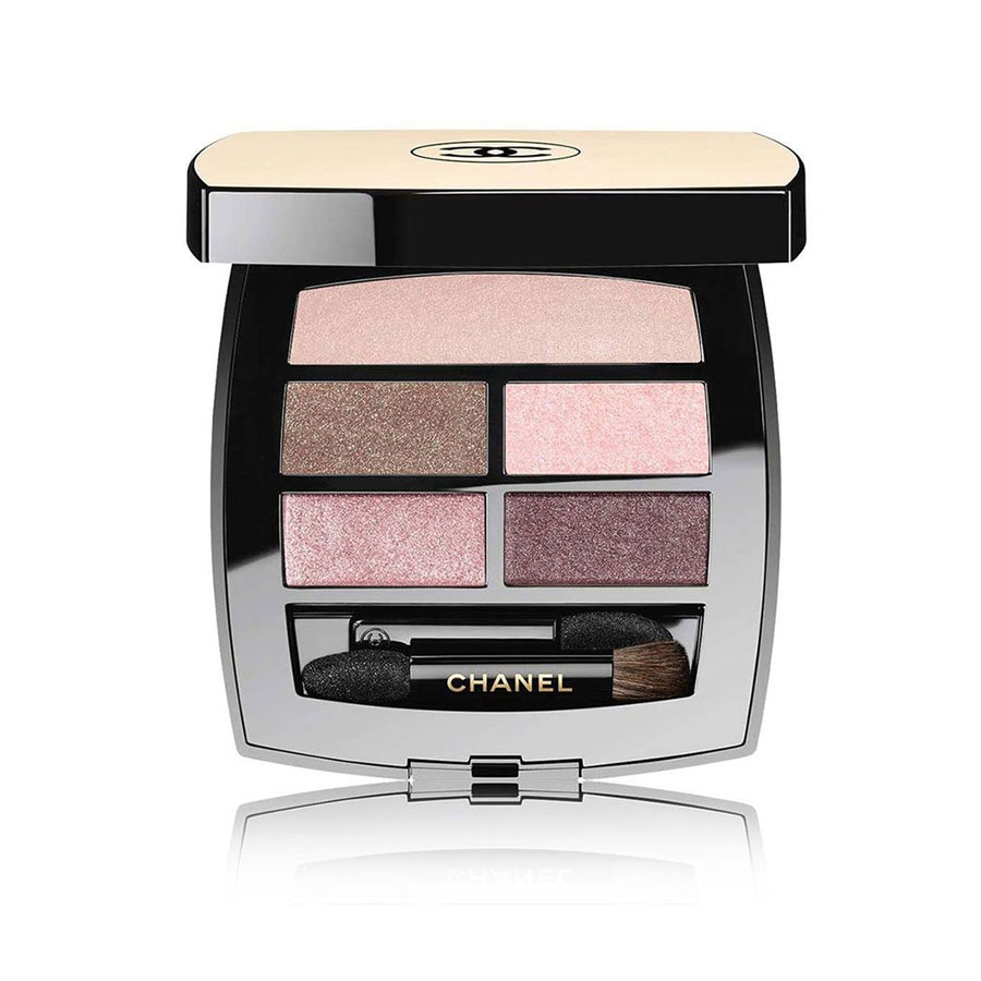 Chanel Les Beiges Healthy Glow Natural Eyeshadow Palette in Light