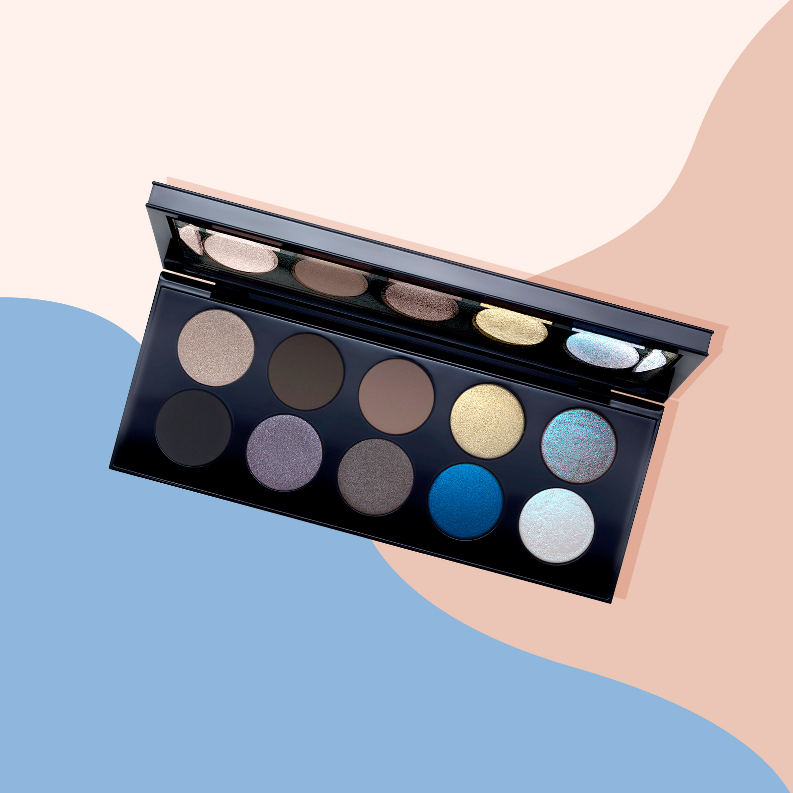 Editor Favorite Eyeshadow Palettes - Lead