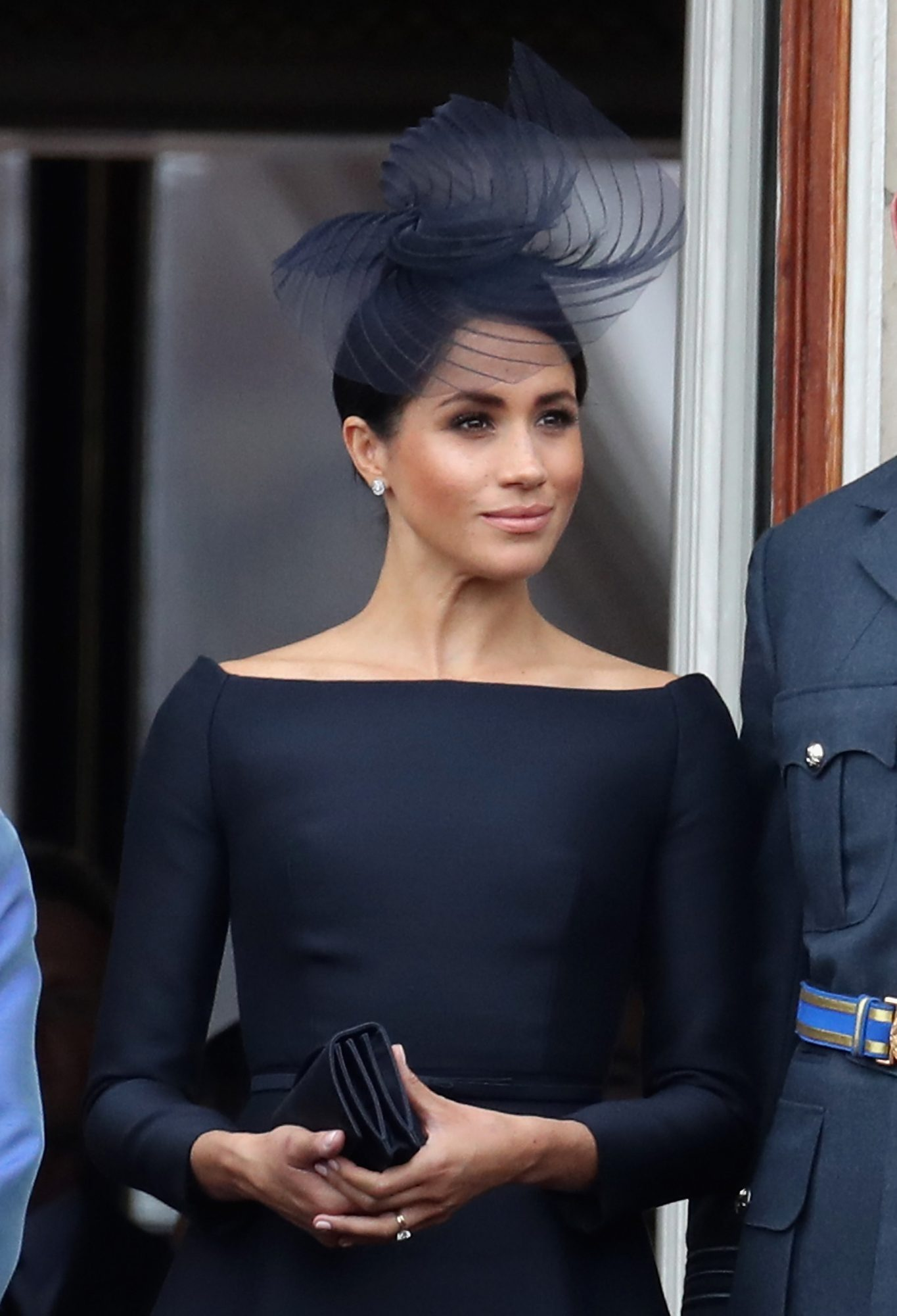 Meghan Markle's Simple LBD Is Actually a Message to the Designer Who Slammed Her Wedding Dress