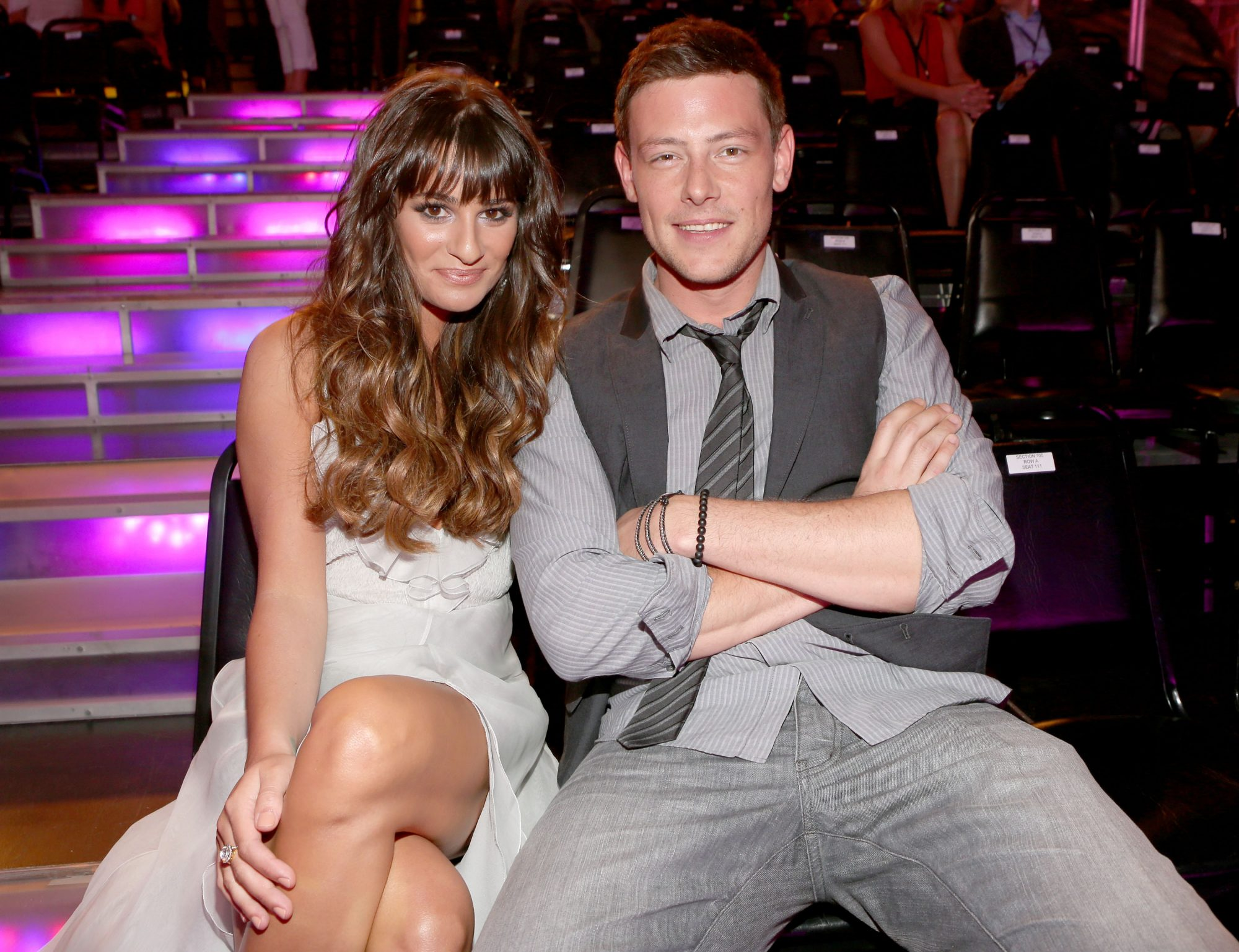 Lea Michele Shares Inspirational Message on the 5-Year Anniversary of Cory Monteith's Death