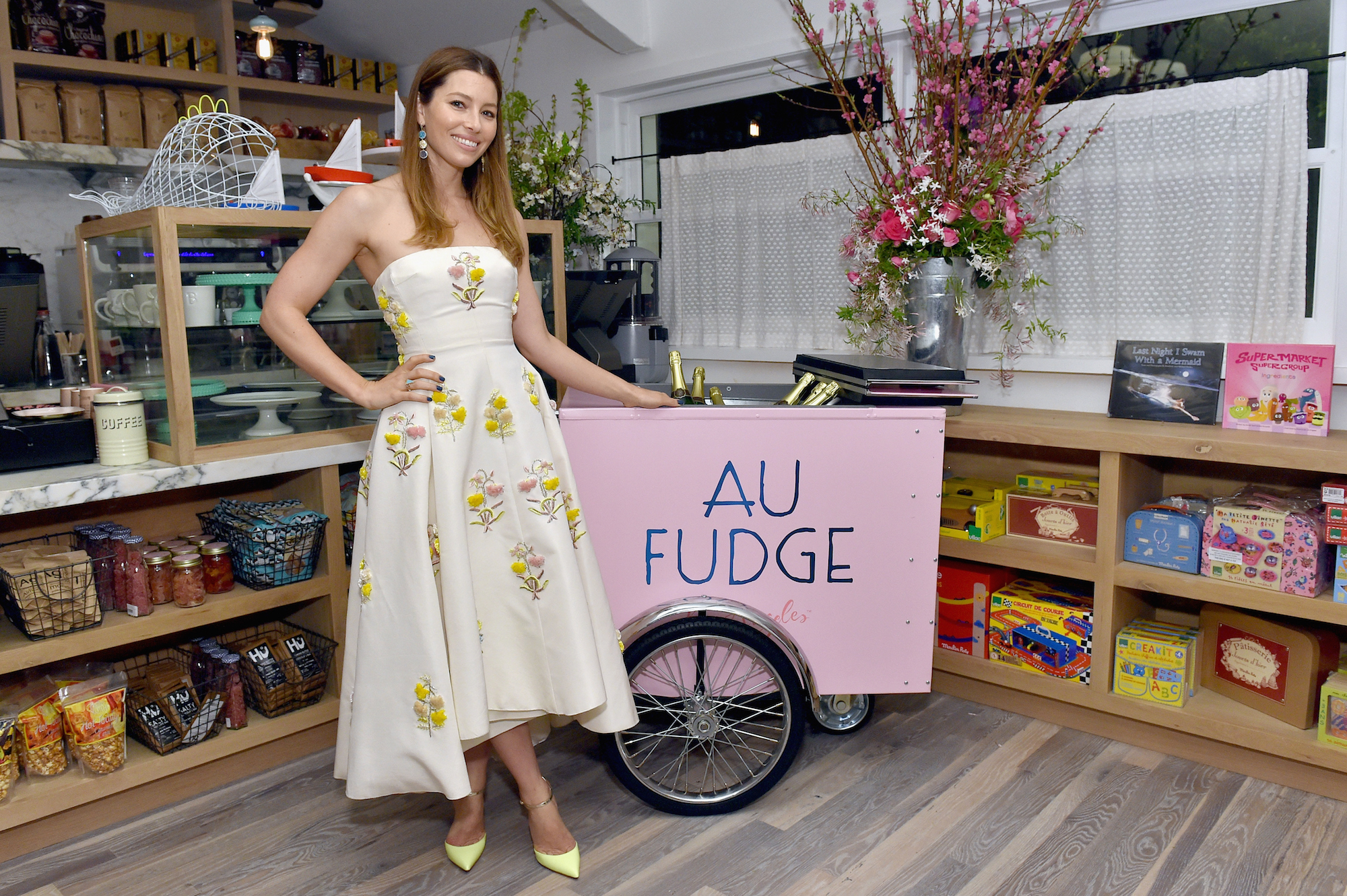 Jessica Biel's Kid-Friendly Restaurant Shuts Down After Two Years