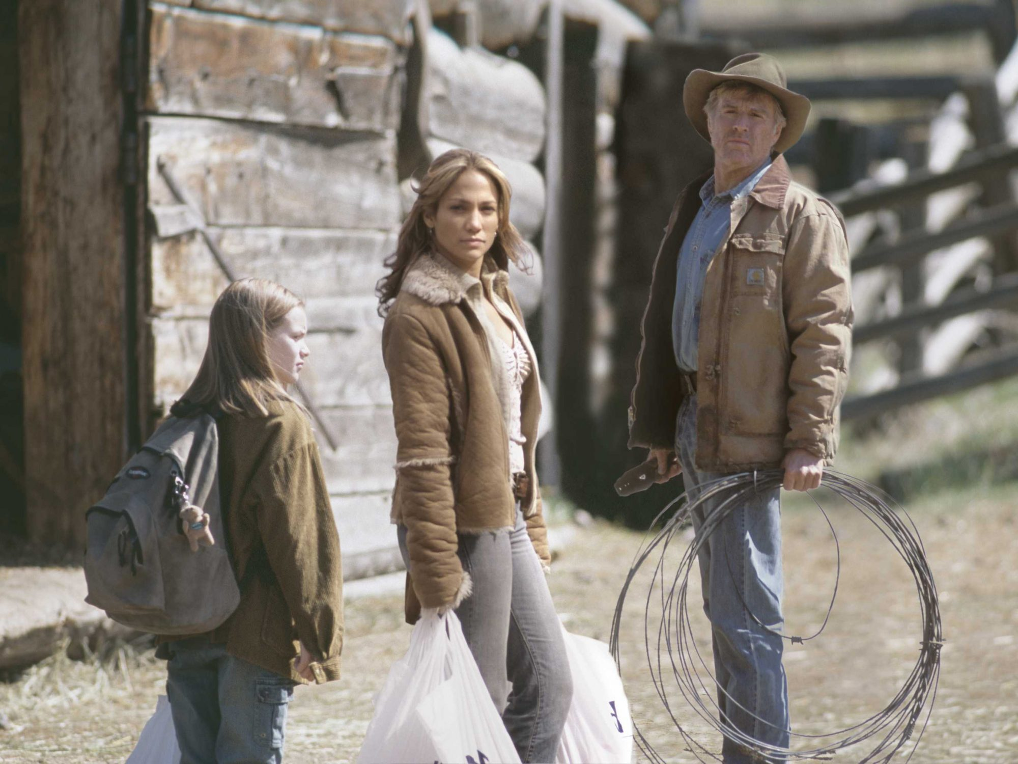 16. An Unfinished Life (2005)