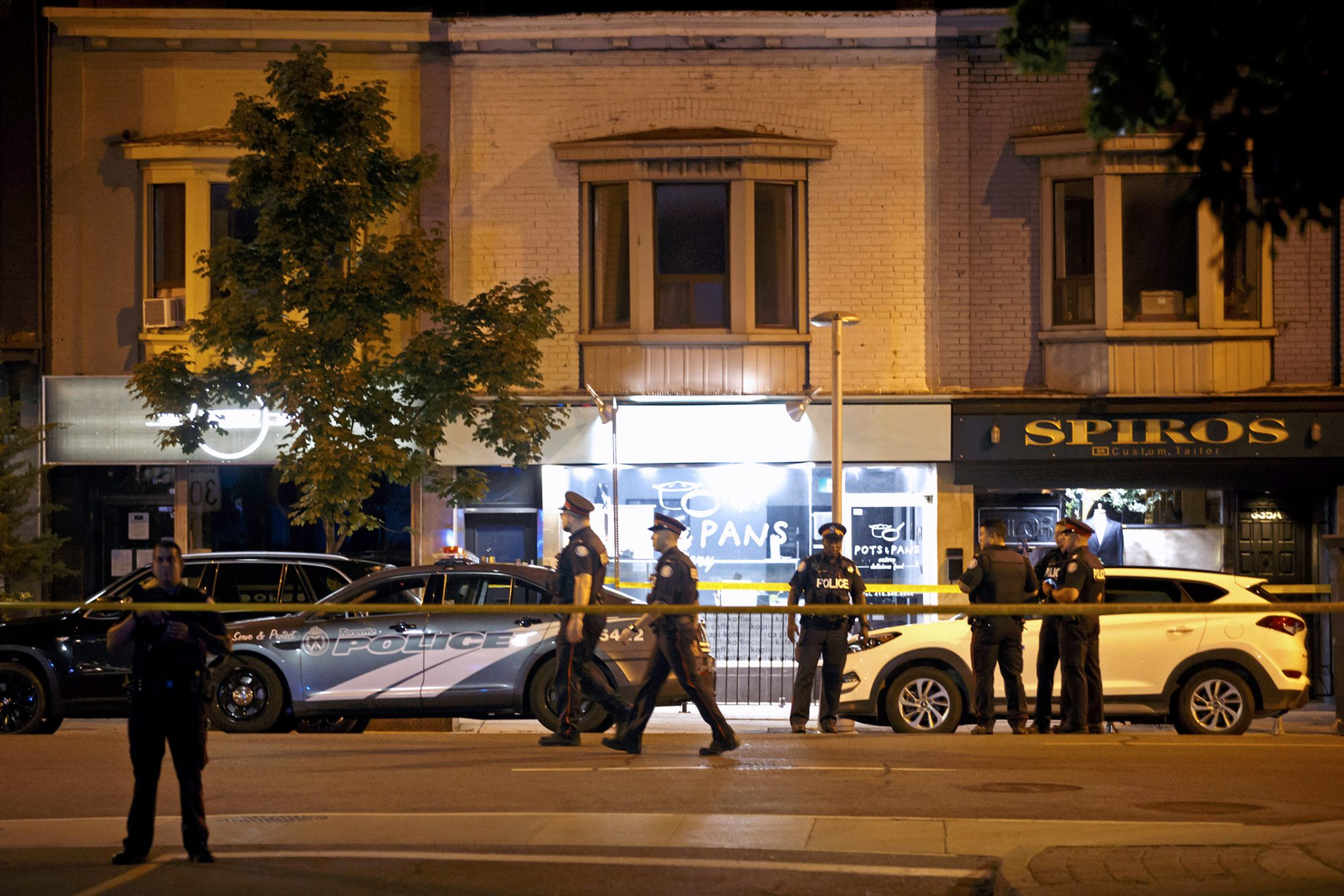 At Least 2 Killed, 12 Injured in Toronto Mass Shooting on Busy Street