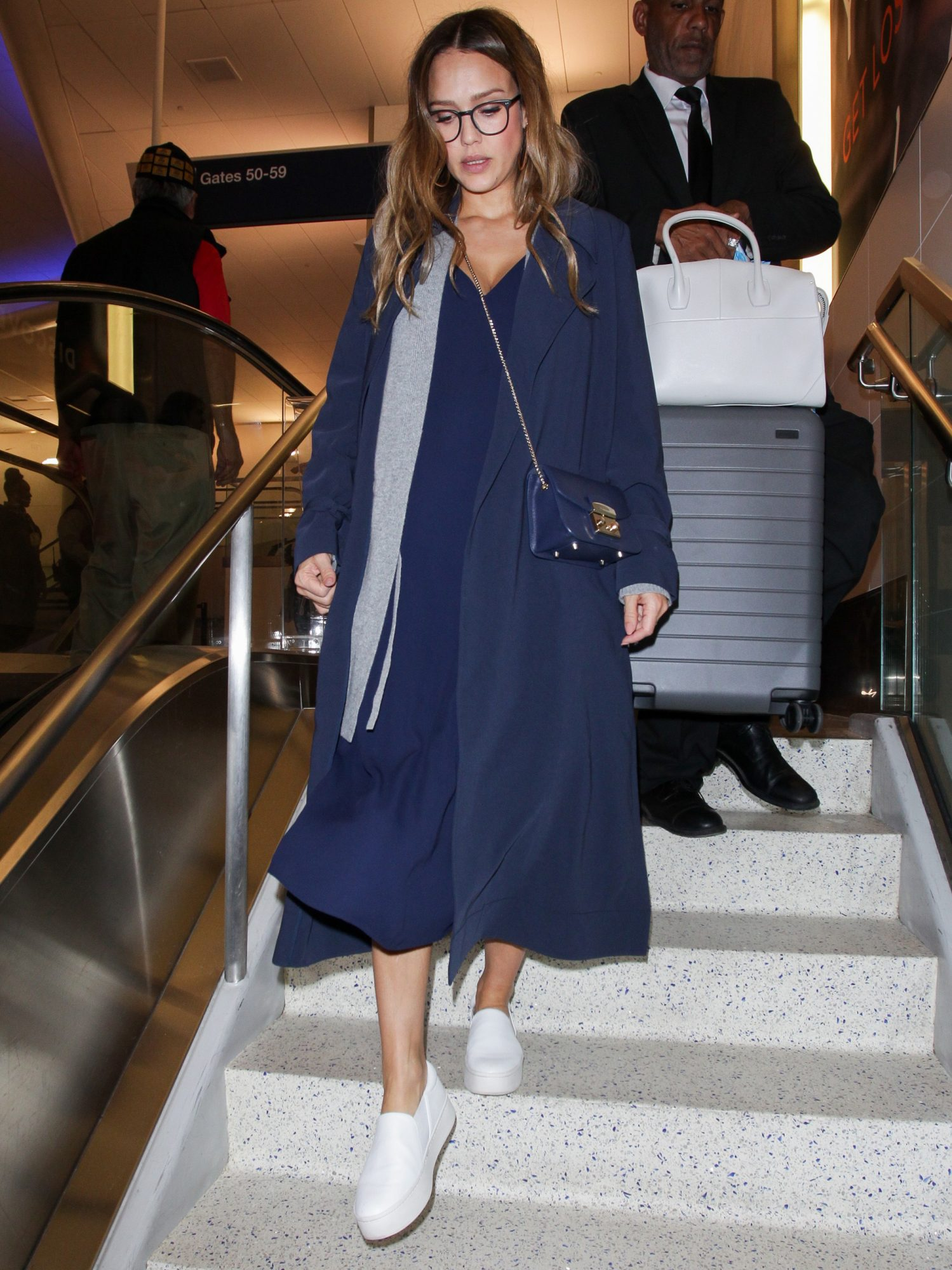 This Is the Carry-On Jessica Alba, Karlie Kloss, and More Celebs Are Toting