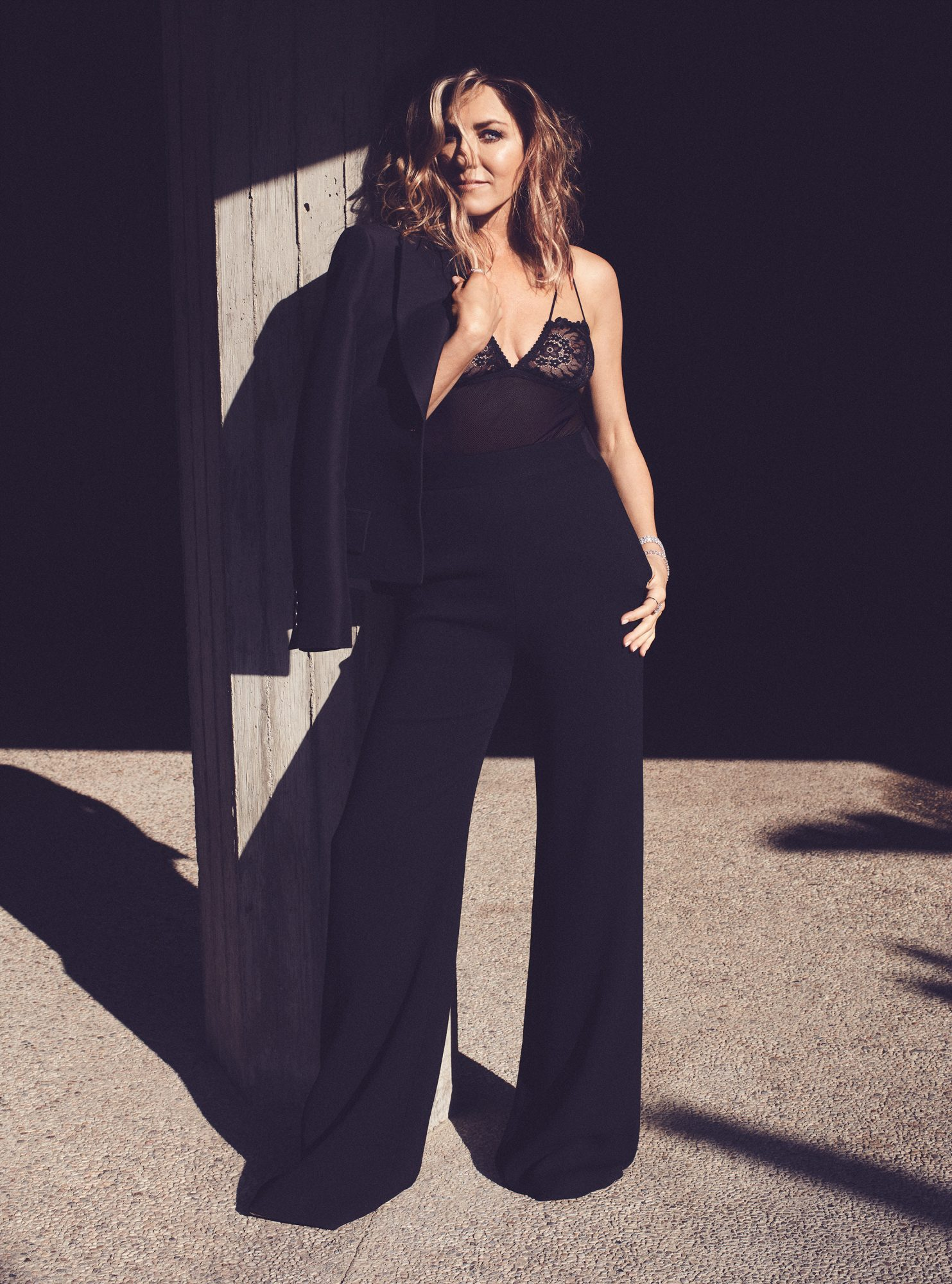 InStyle September - Jennifer Aniston - Lead - 7