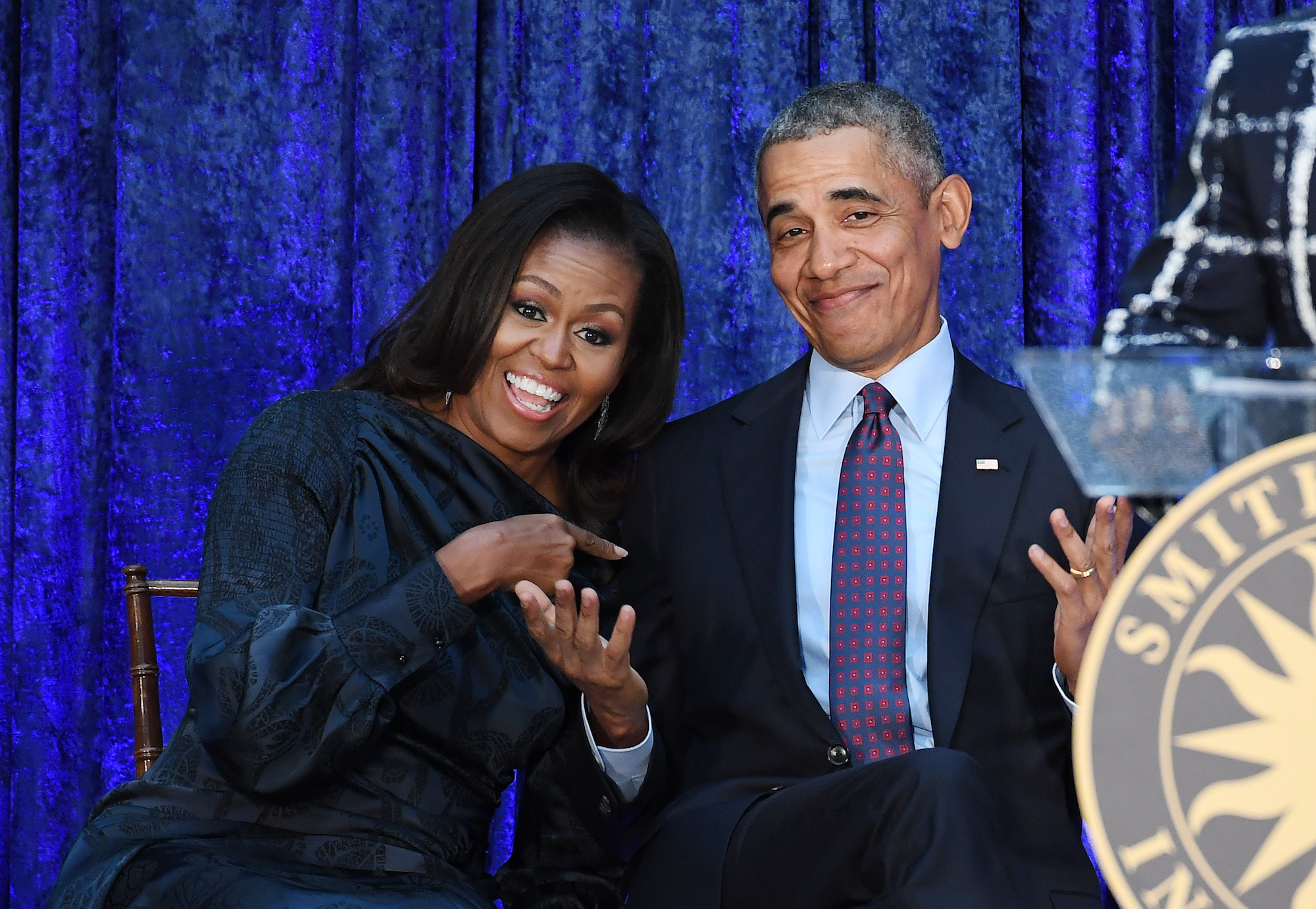 Michelle and Barack Obama Dance the Night Away at Beyoncé and Jay-Z's Concert