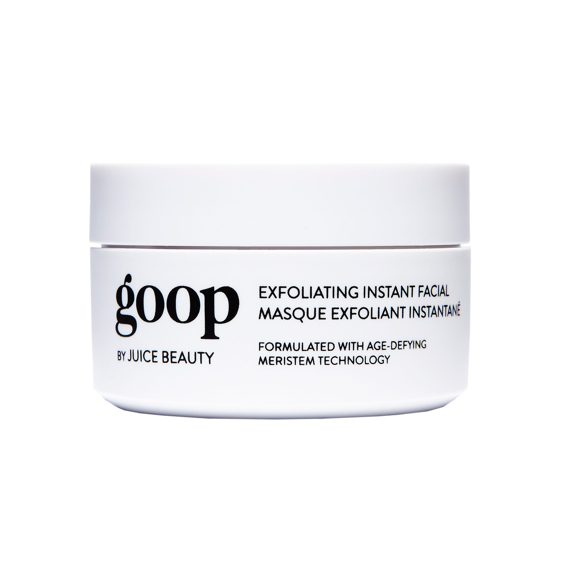 Gwyneth Loves... Goop Exfoliating Instant Facial