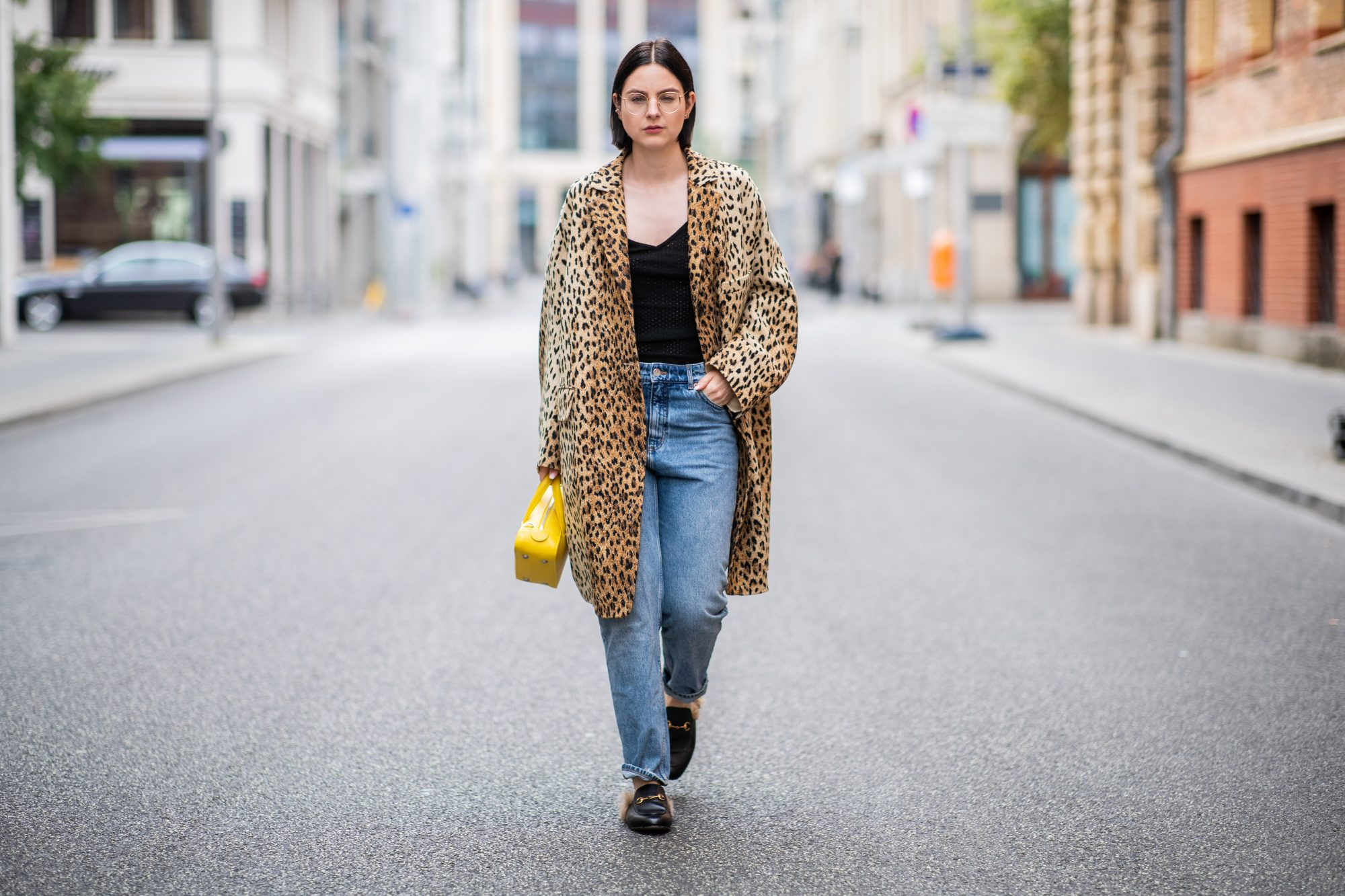 Throw On a Long Jacket