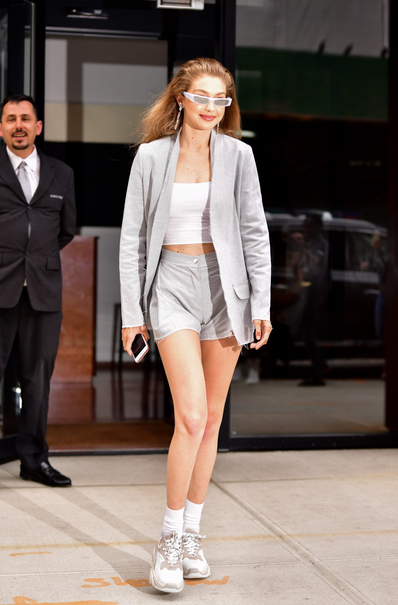 Gigi Hadid Has Been Wearing This Trendy Sneaker Brand for 5 Years — Shop It Now