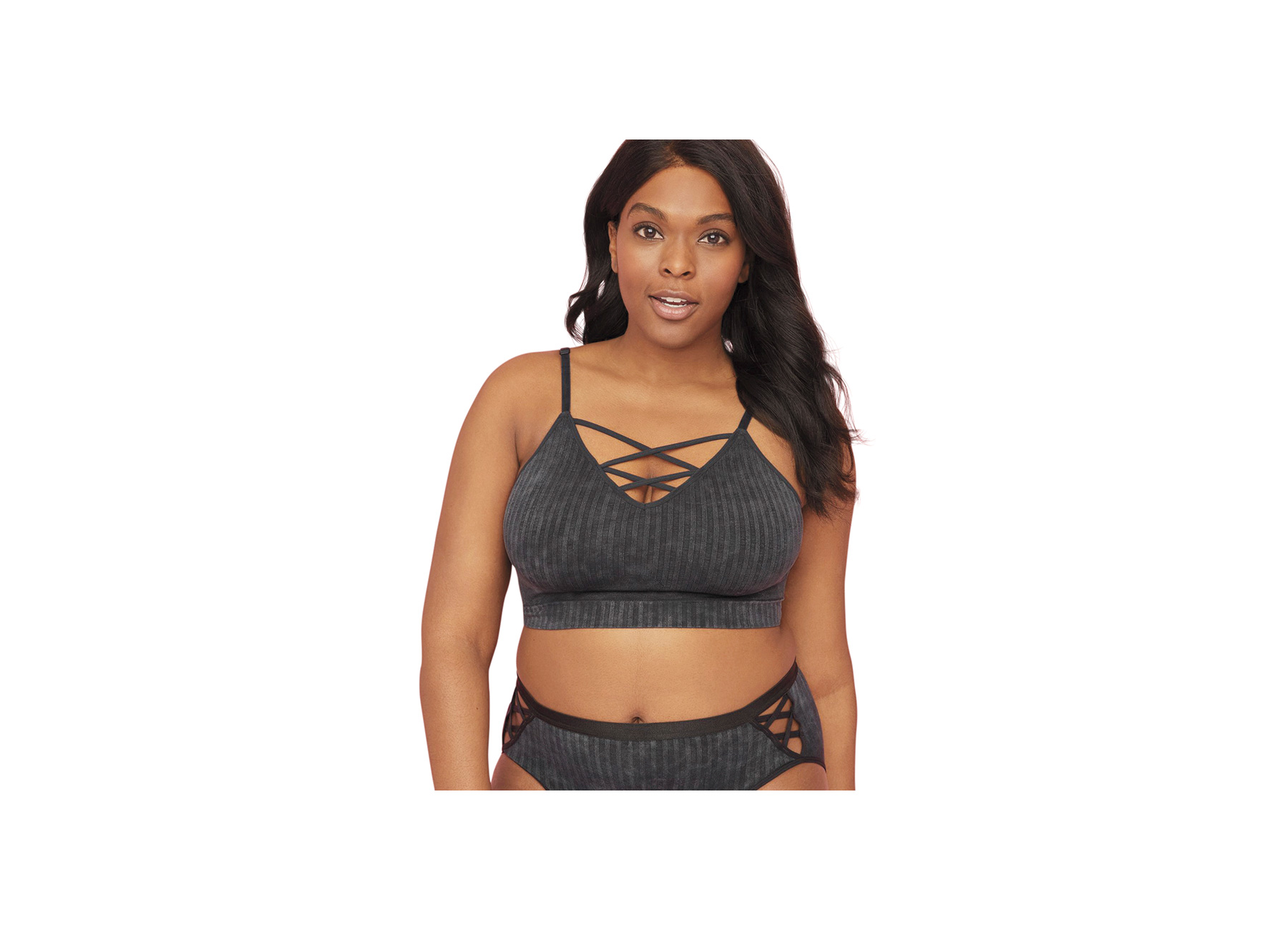 27273fb24021d 7 Pretty Plus-Size Bralettes That Are Actually Supportive and ...