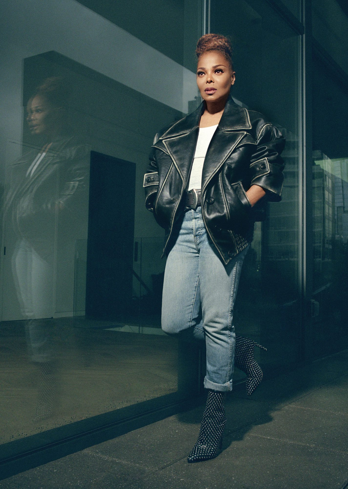 InStyle October - Janet Jackson - Lead - 6