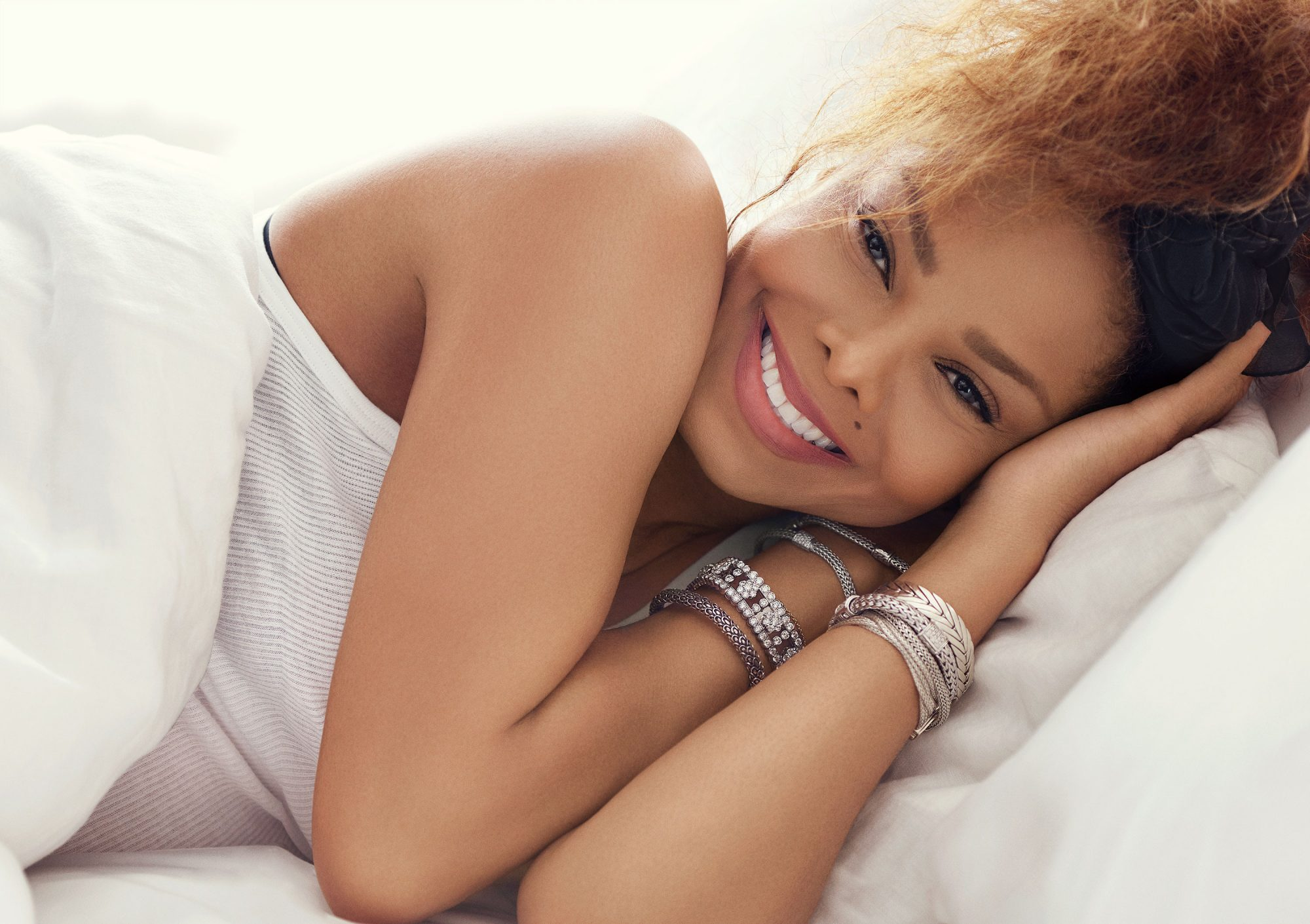 Beauty According to Janet Jackson