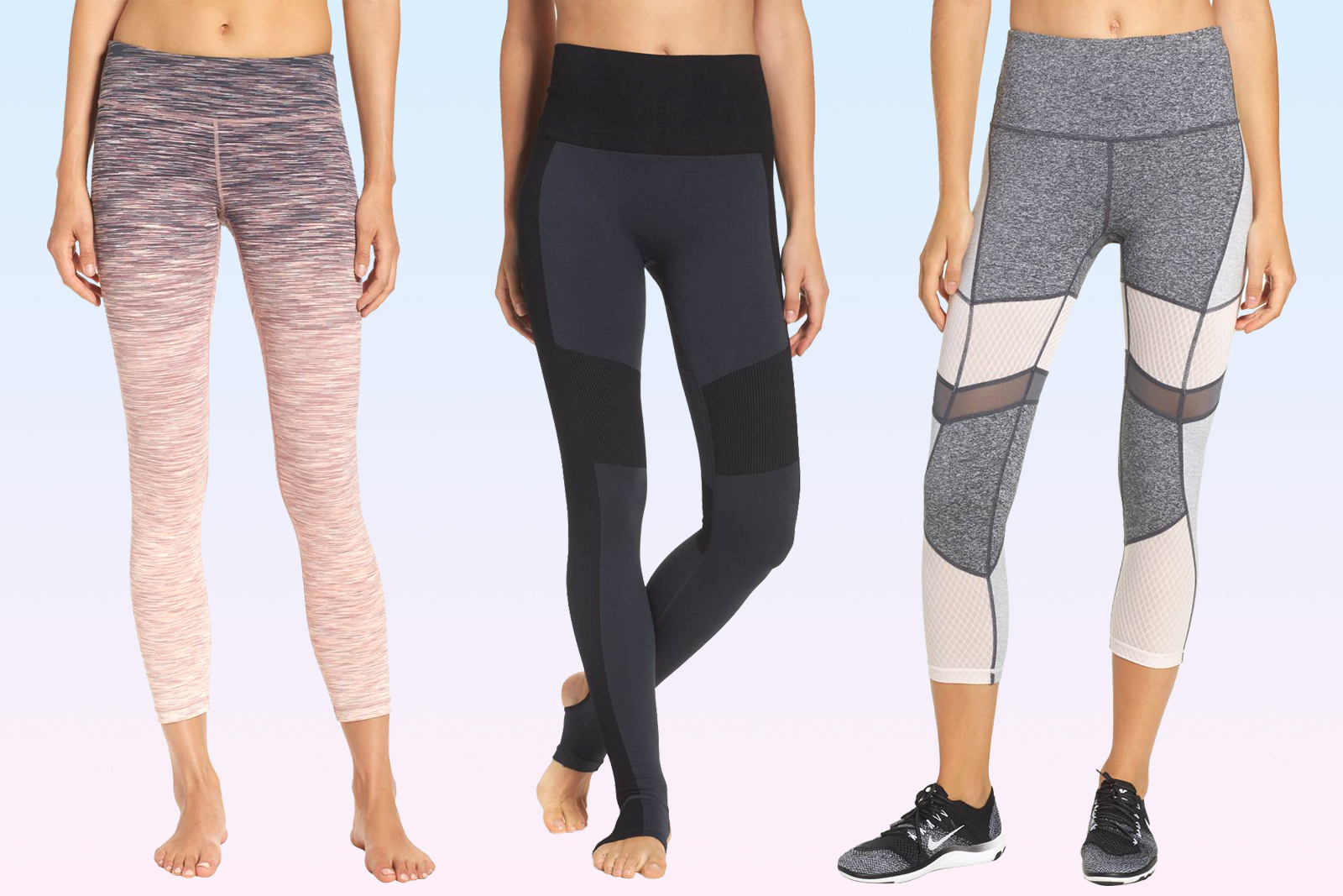 The Best Celebrity-Inspired Leggings to Buy During Labor Day
