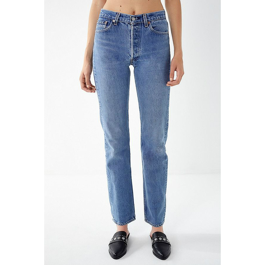High Waisted Vintage Jeans